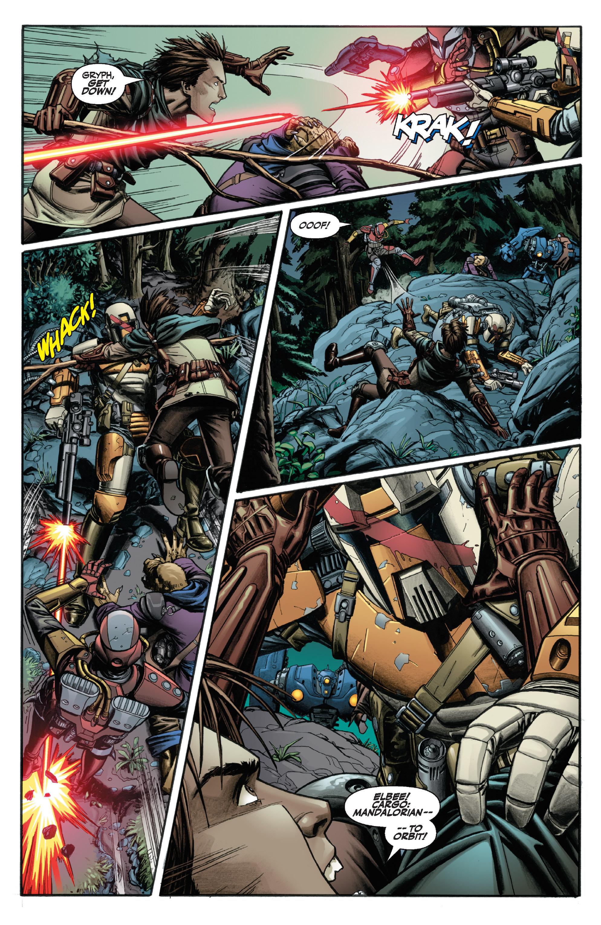Read online Star Wars Omnibus comic -  Issue # Vol. 29 - 158