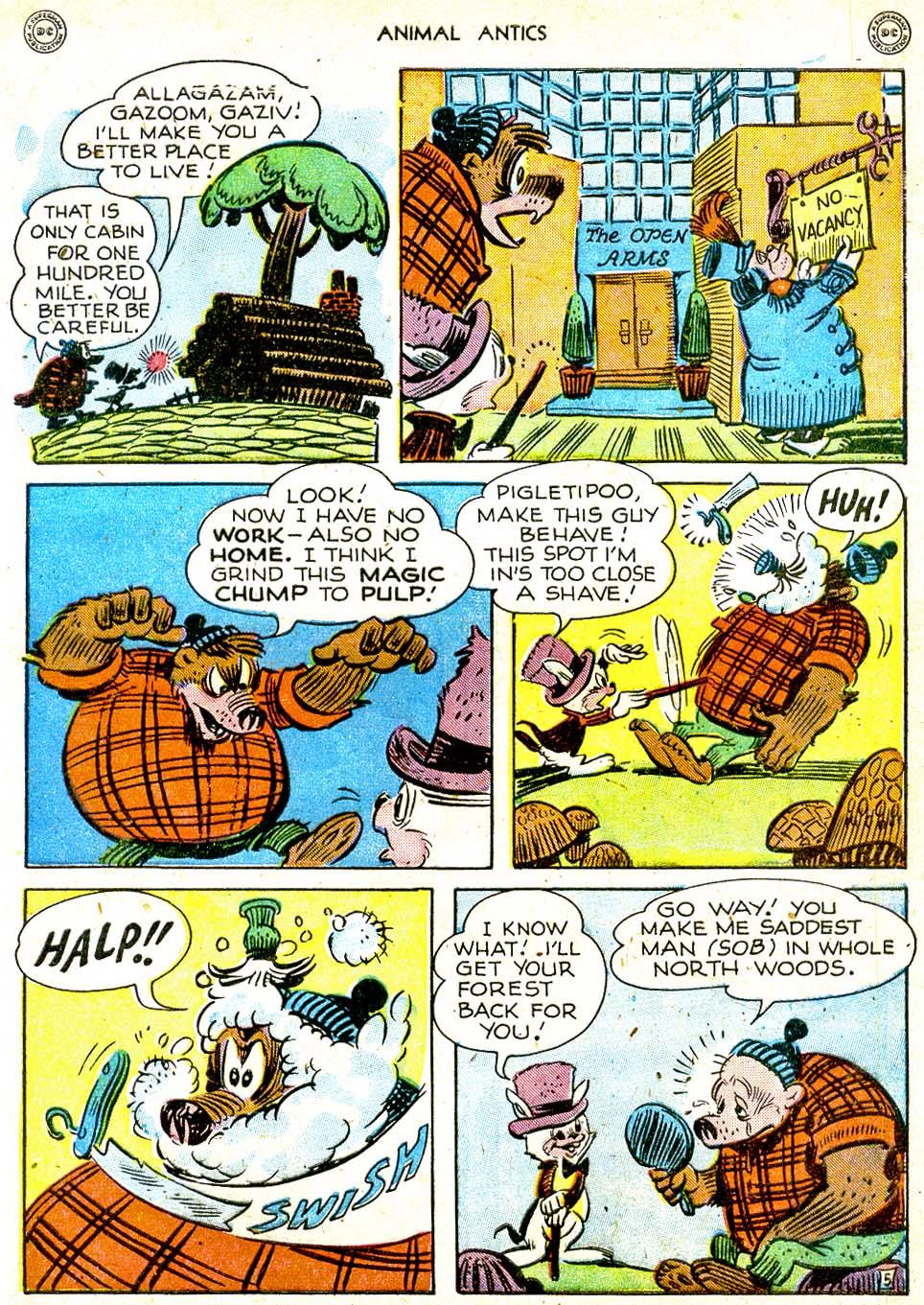 Read online Animal Antics comic -  Issue #12 - 47