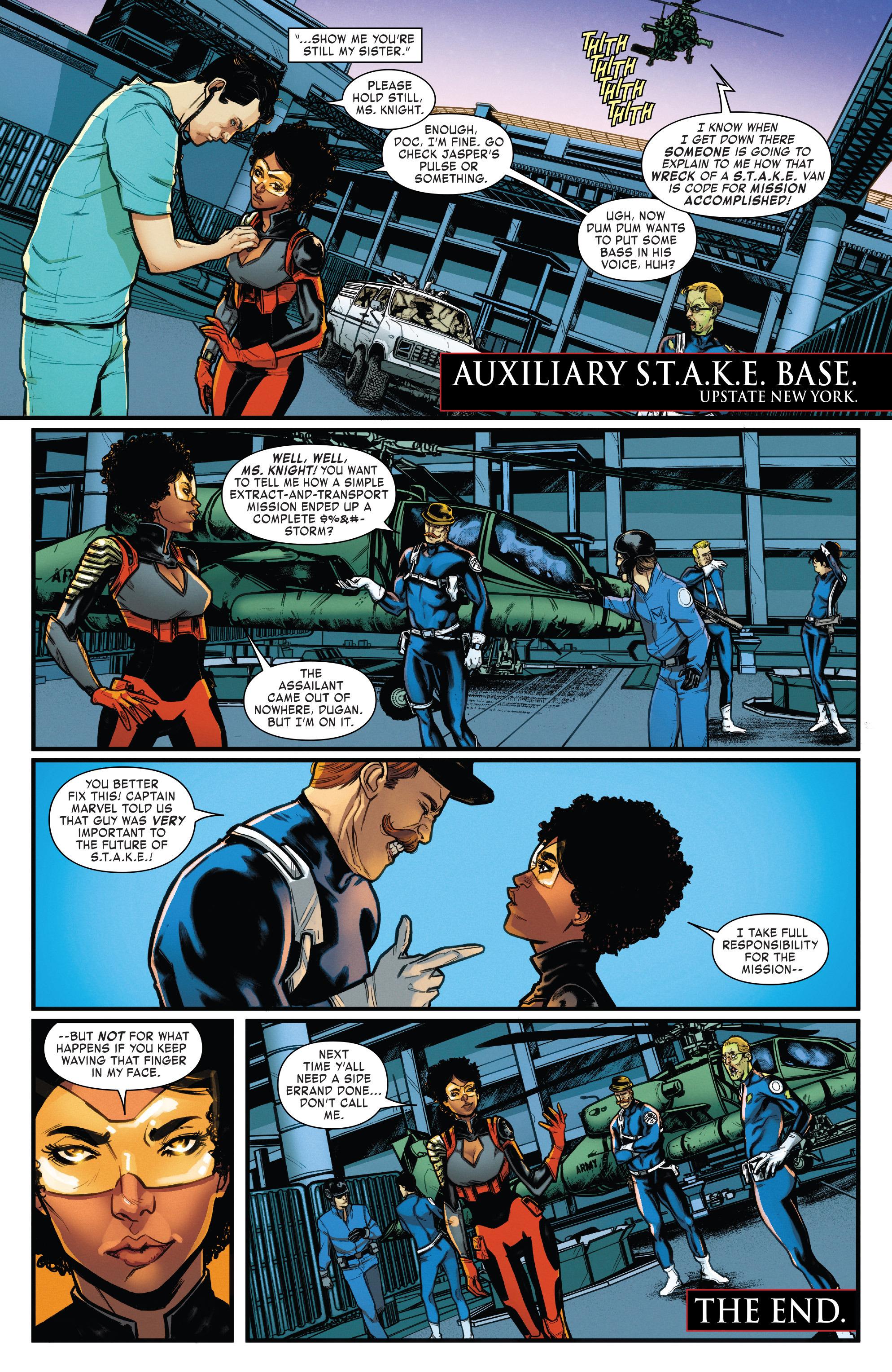 Read online Civil War II: Choosing Sides comic -  Issue #5 - 16