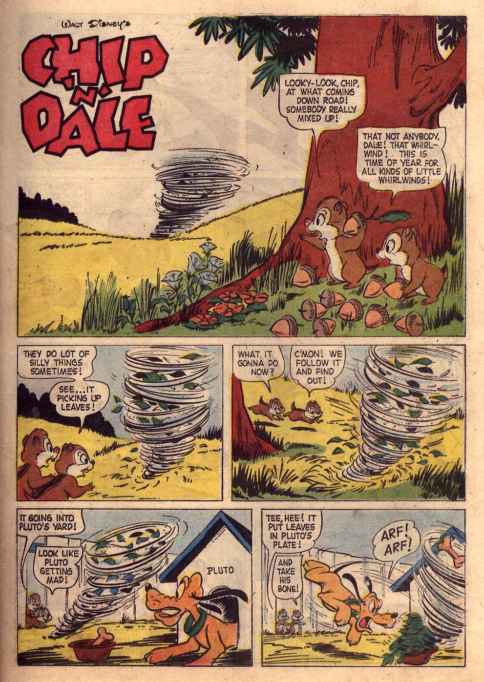 Walt Disney's Comics and Stories issue 224 - Page 19