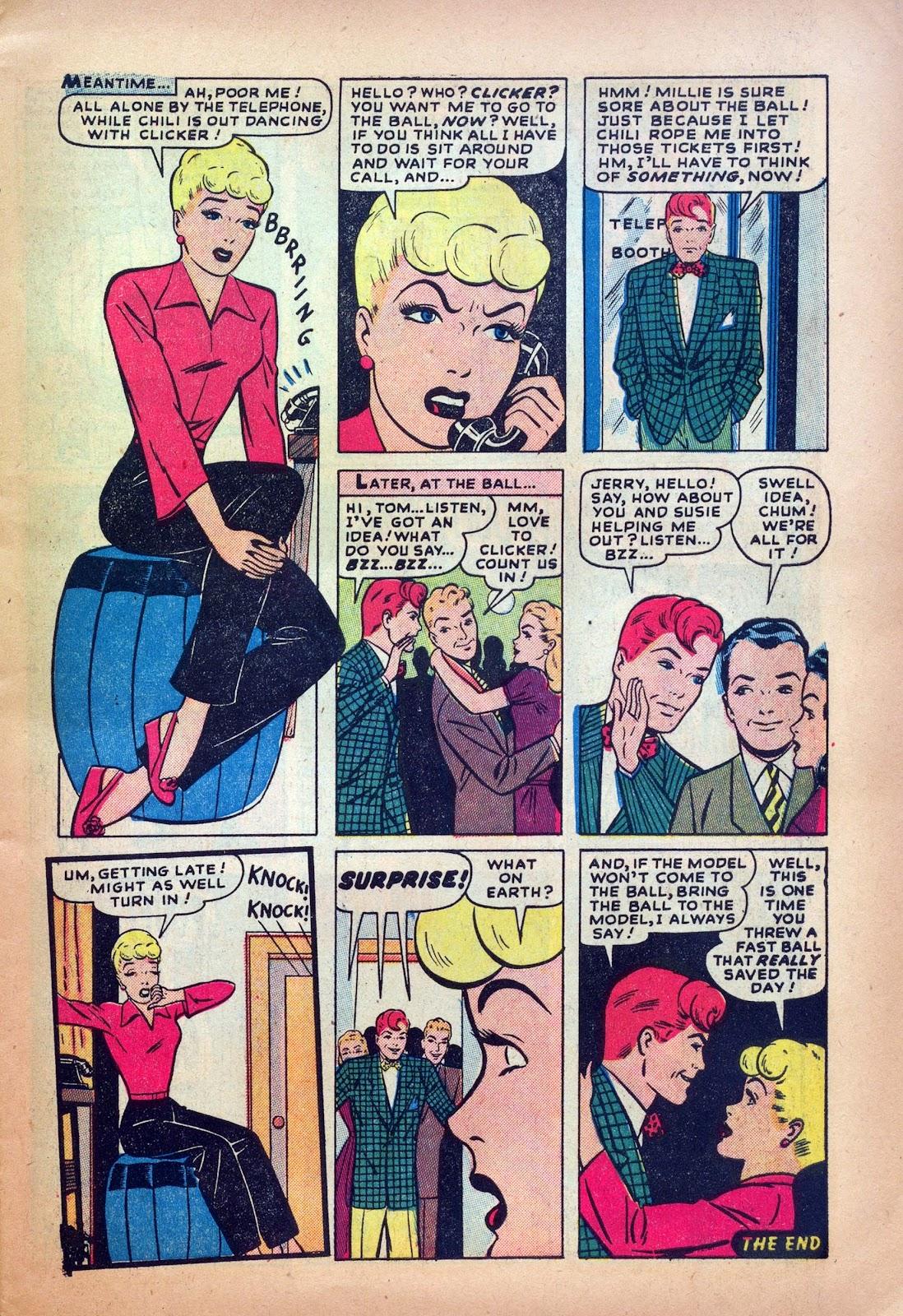 Read online Joker Comics comic -  Issue #35 - 7