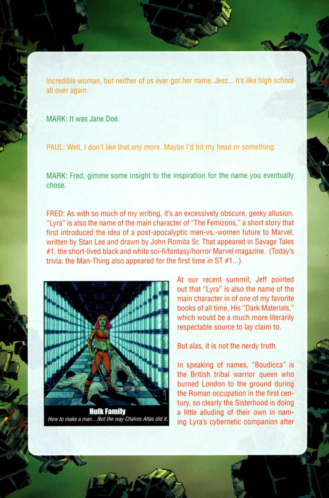 Savage She-Hulk Issue #1 #1 - English 29