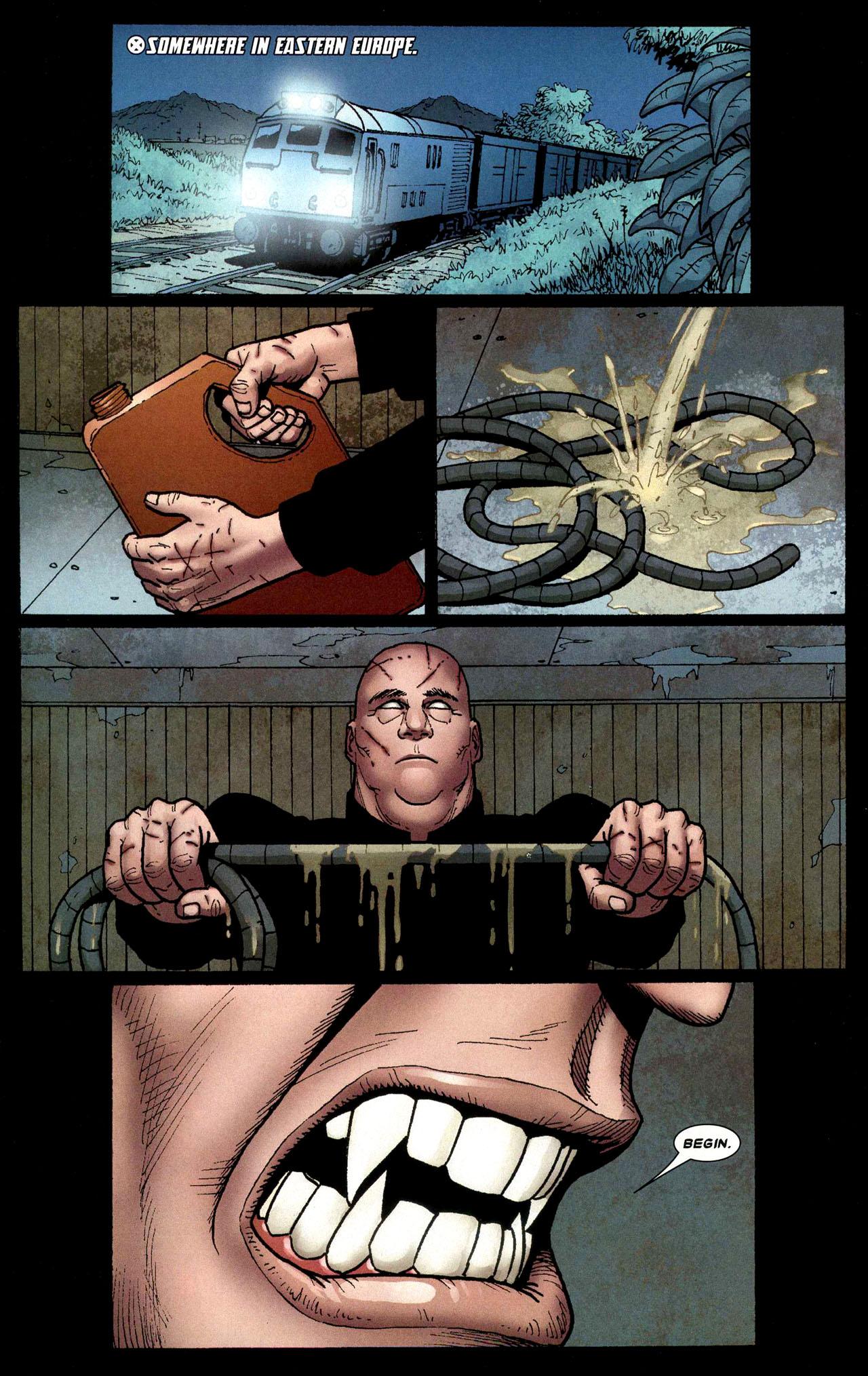 Read online Wolverine: Origins comic -  Issue #15 - 3