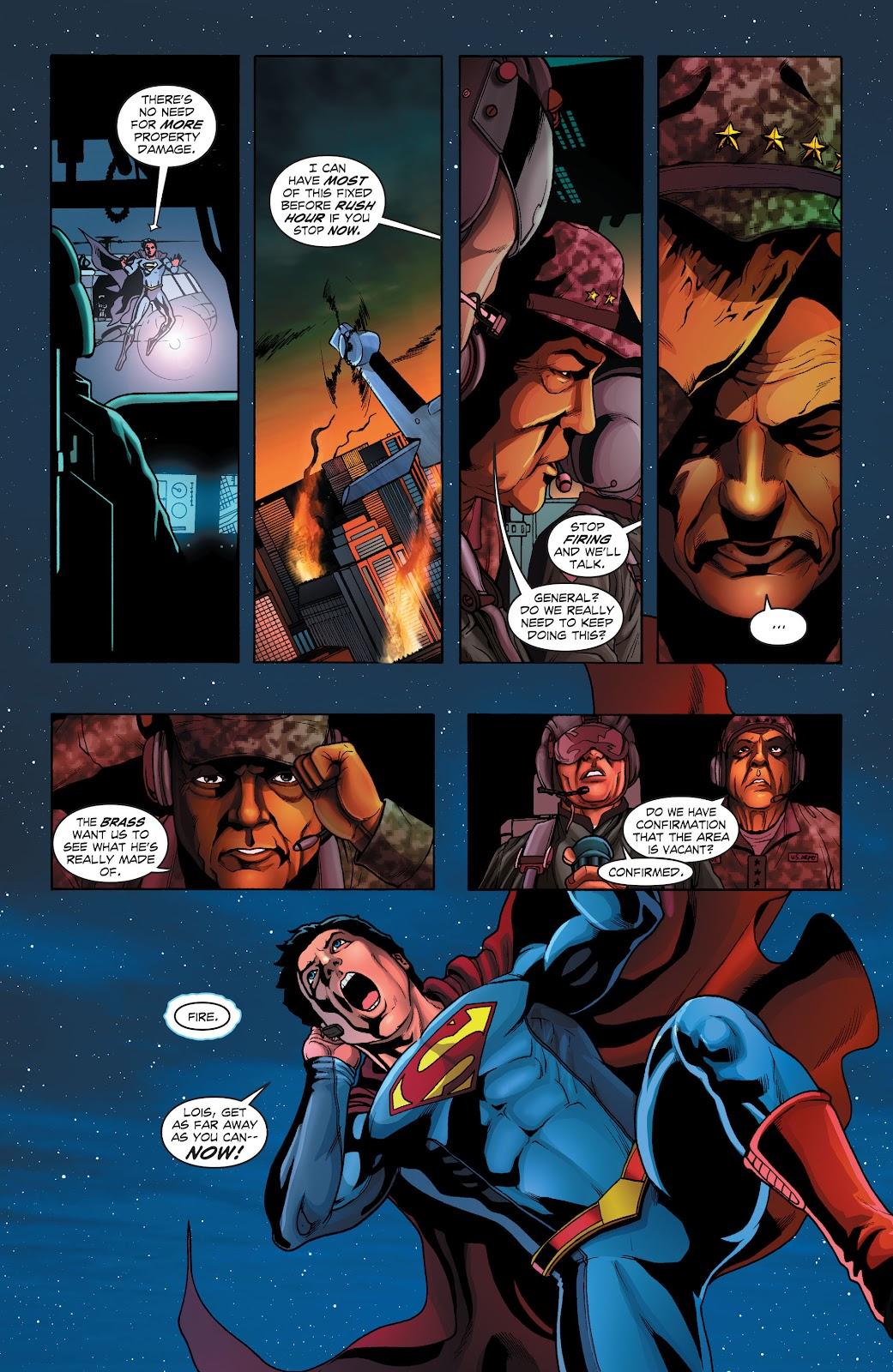 Read online Smallville Season 11 [II] comic -  Issue # TPB 1 - 85