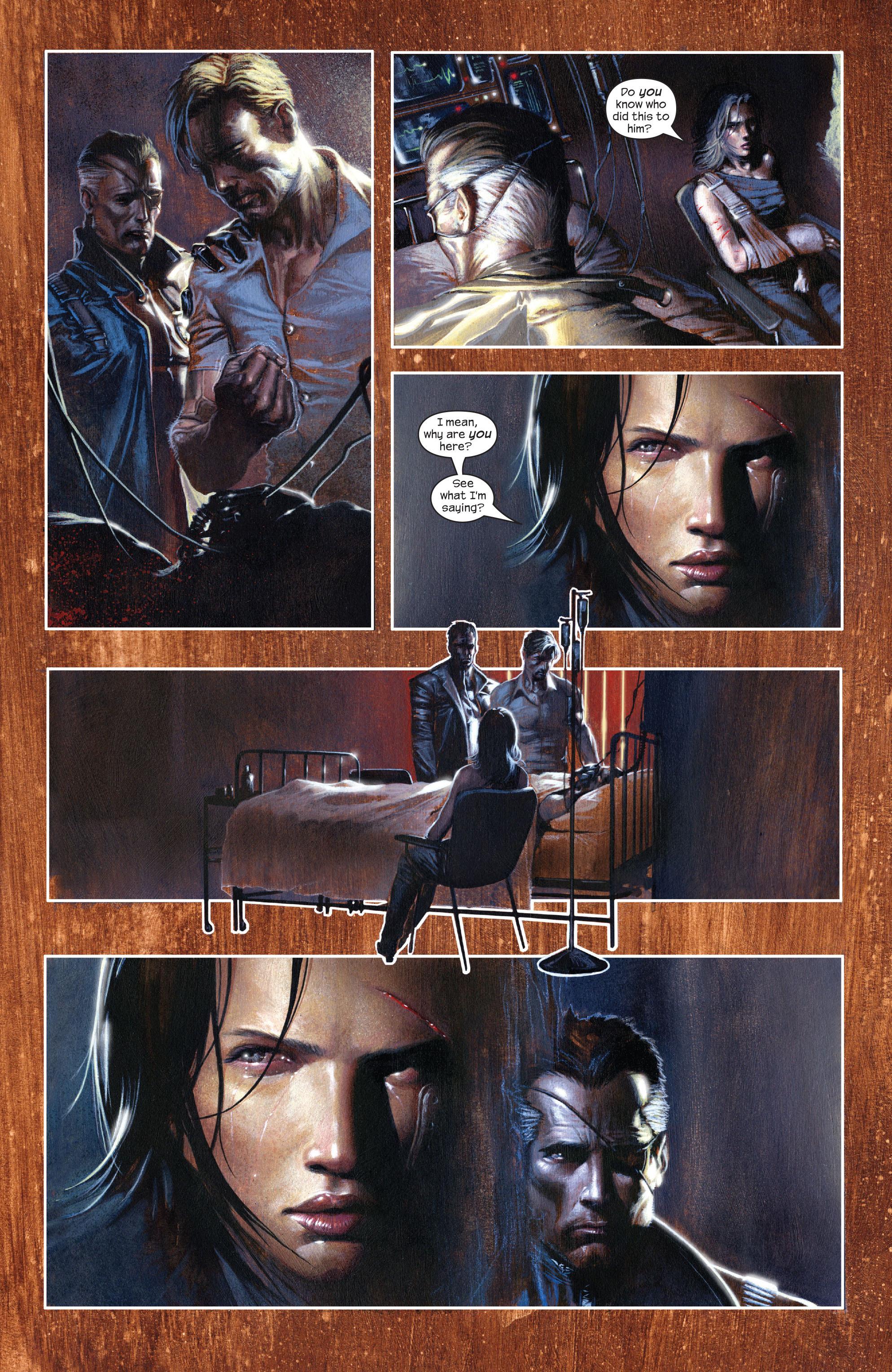 Read online Secret War comic -  Issue # Full - 11