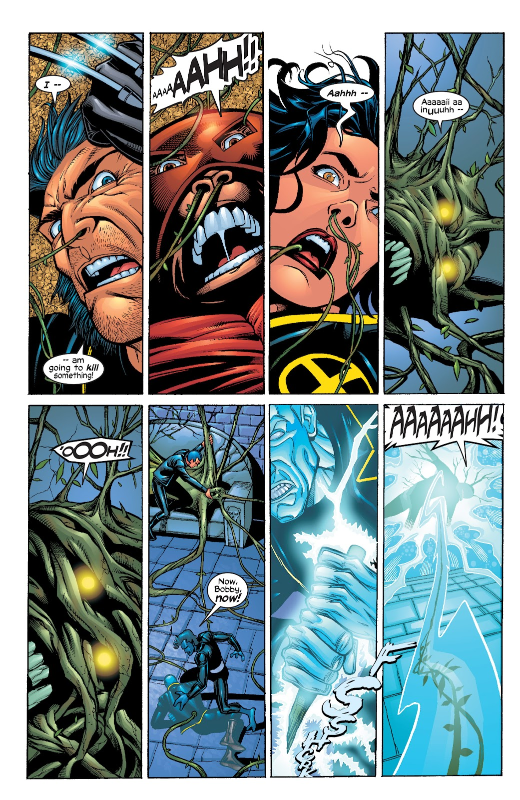 Read online X-Men: Unstoppable comic -  Issue # TPB (Part 1) - 63