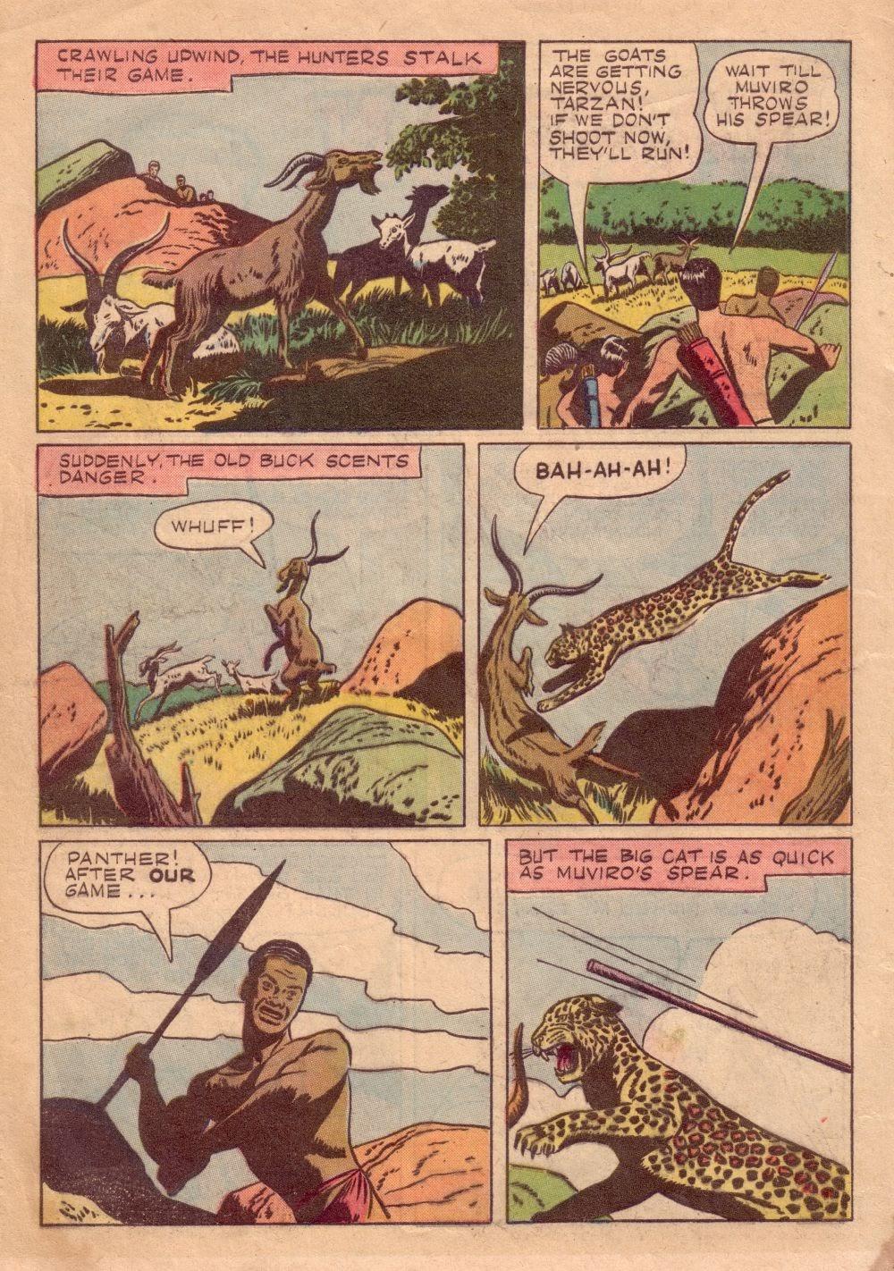 Tarzan (1948) issue 8 - Page 4