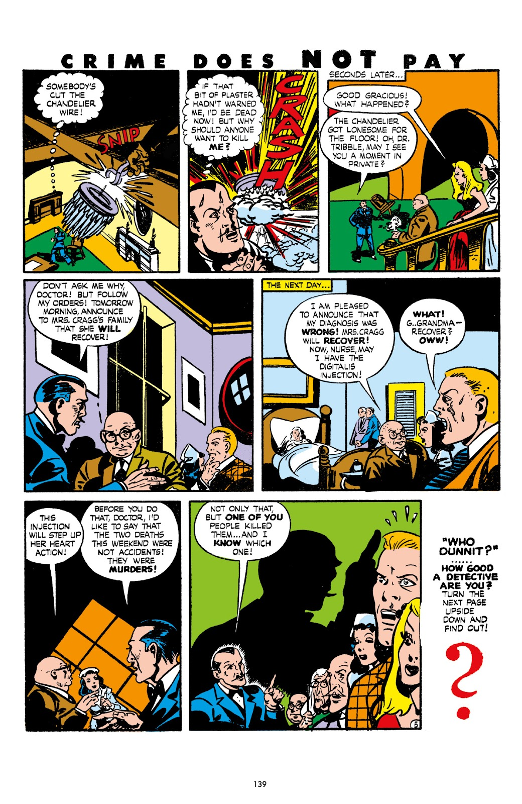 Read online Crime Does Not Pay Archives comic -  Issue # TPB 7 (Part 2) - 41