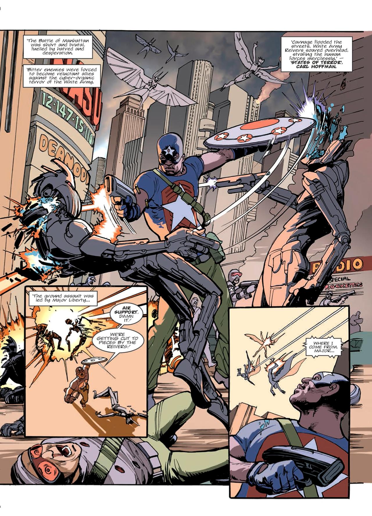 Read online Nikolai Dante comic -  Issue # TPB 9 - 60