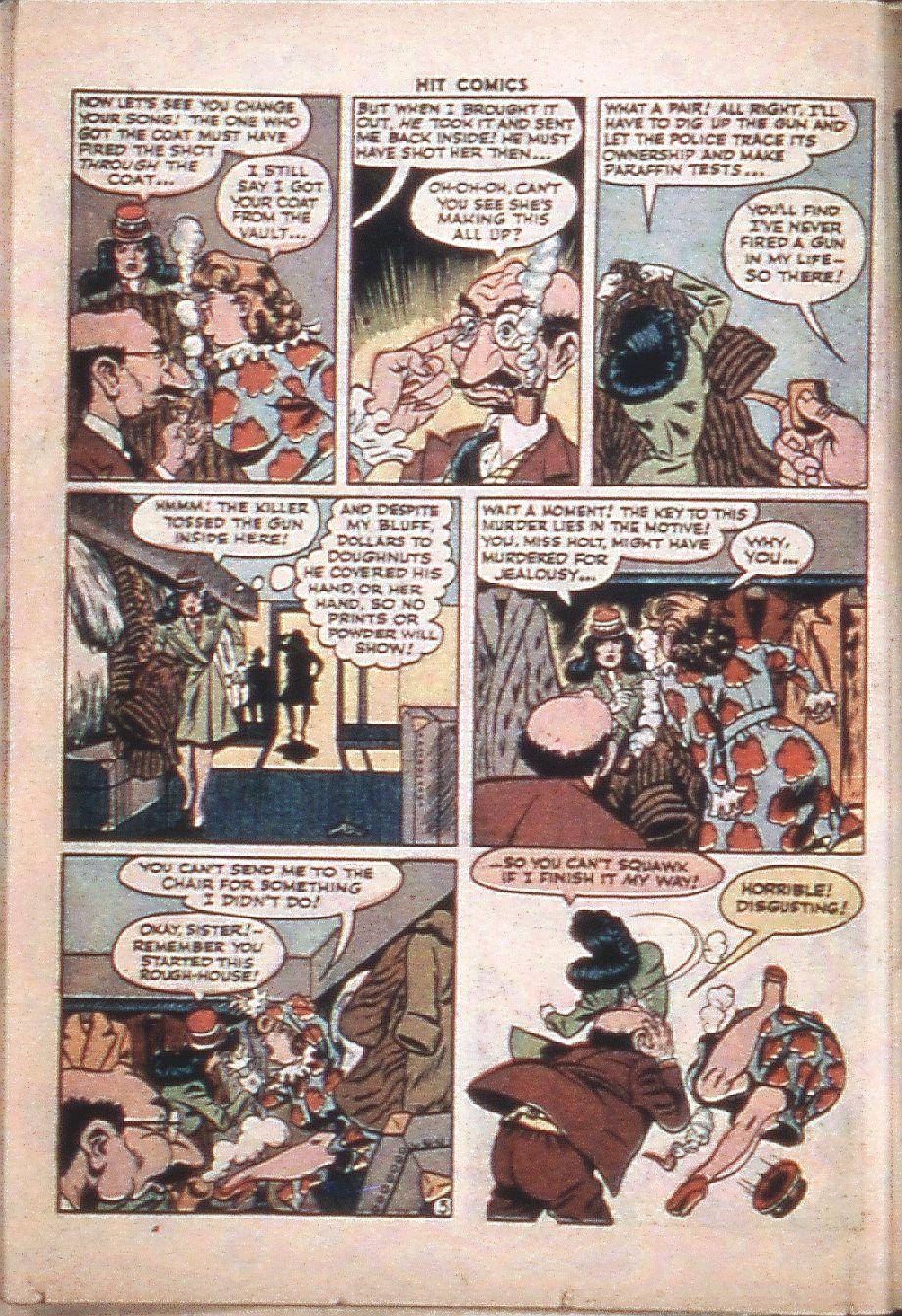 Read online Hit Comics comic -  Issue #37 - 22