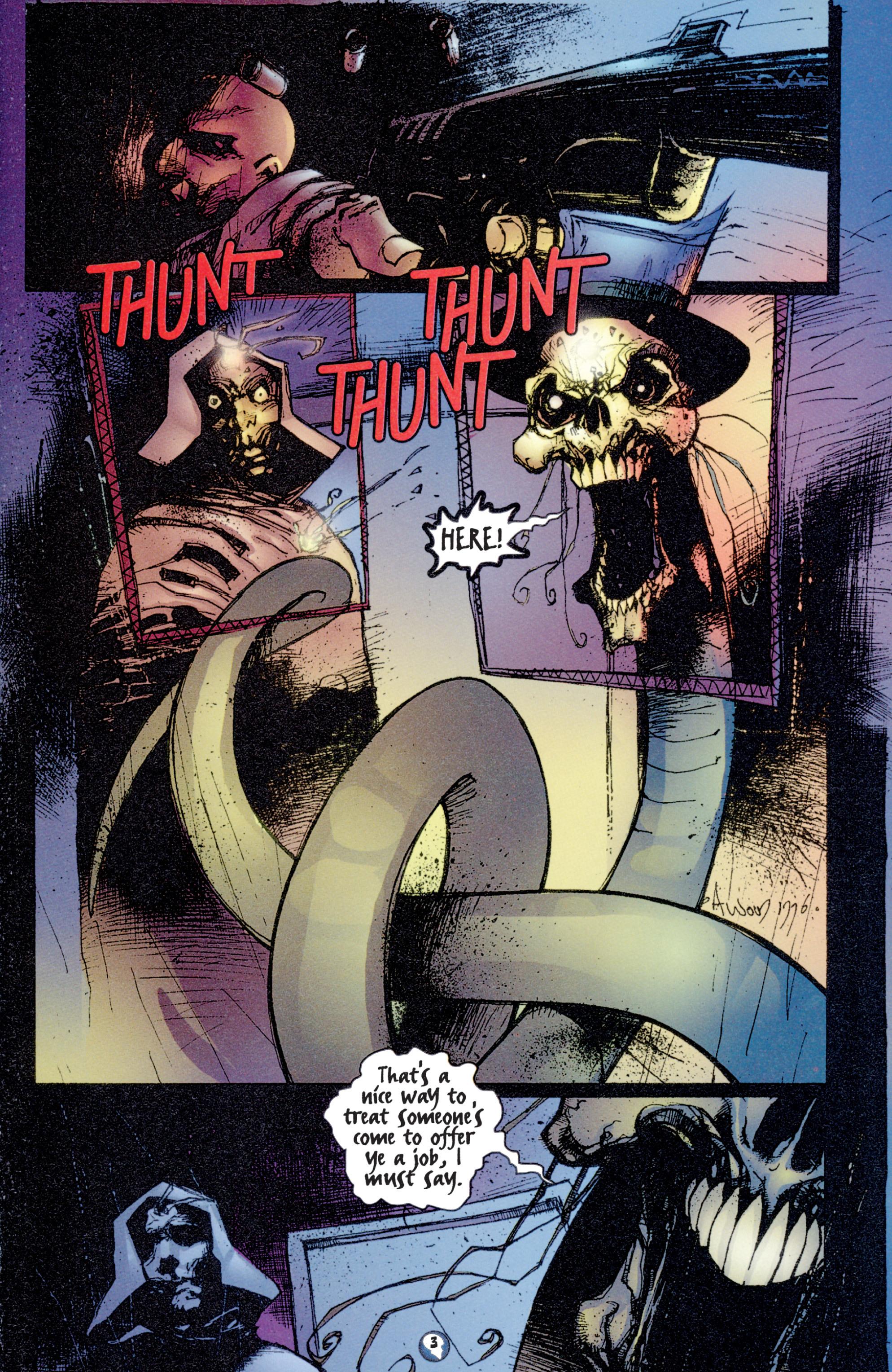 Read online Shadowman (1997) comic -  Issue #2 - 4