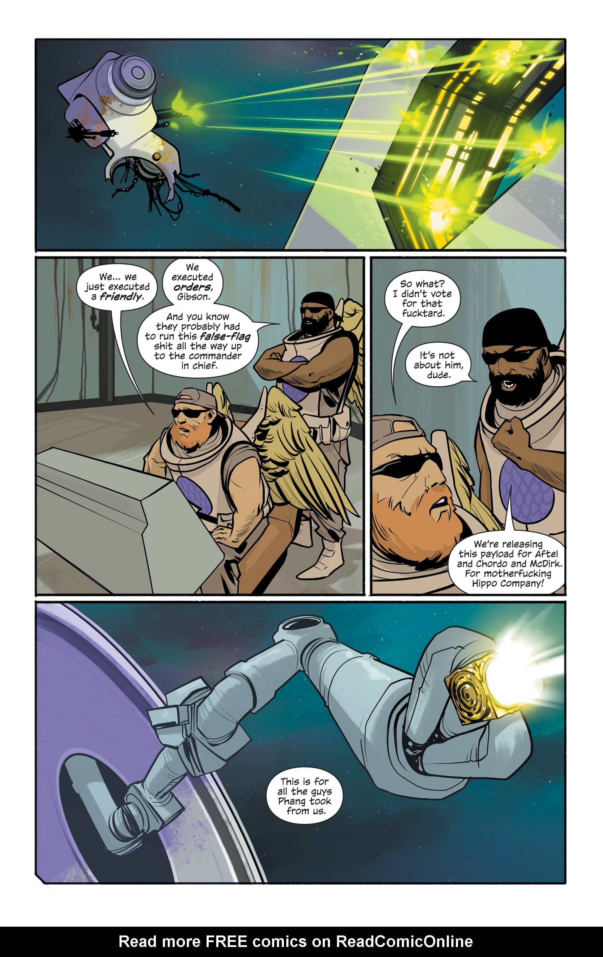 Read online Saga comic -  Issue #42 - 16