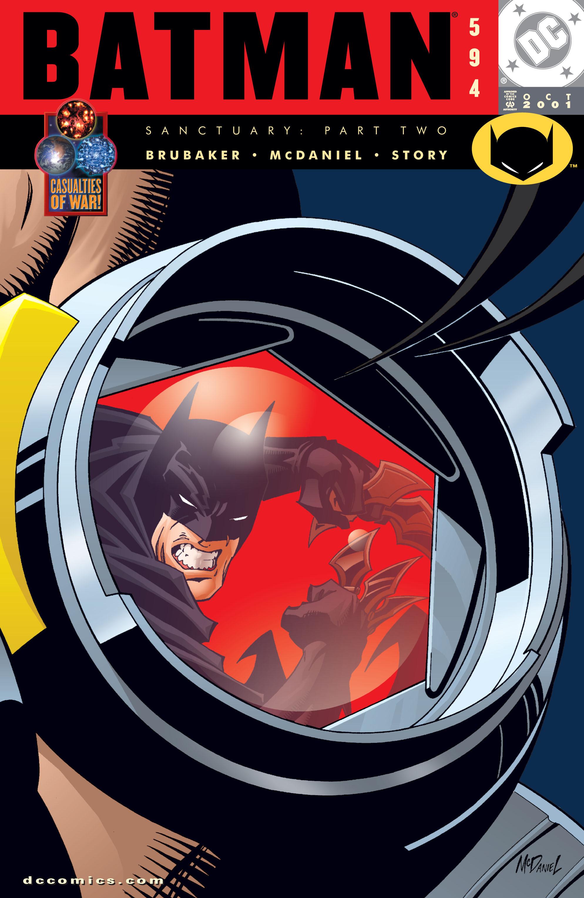 Batman (1940) 594 Page 1