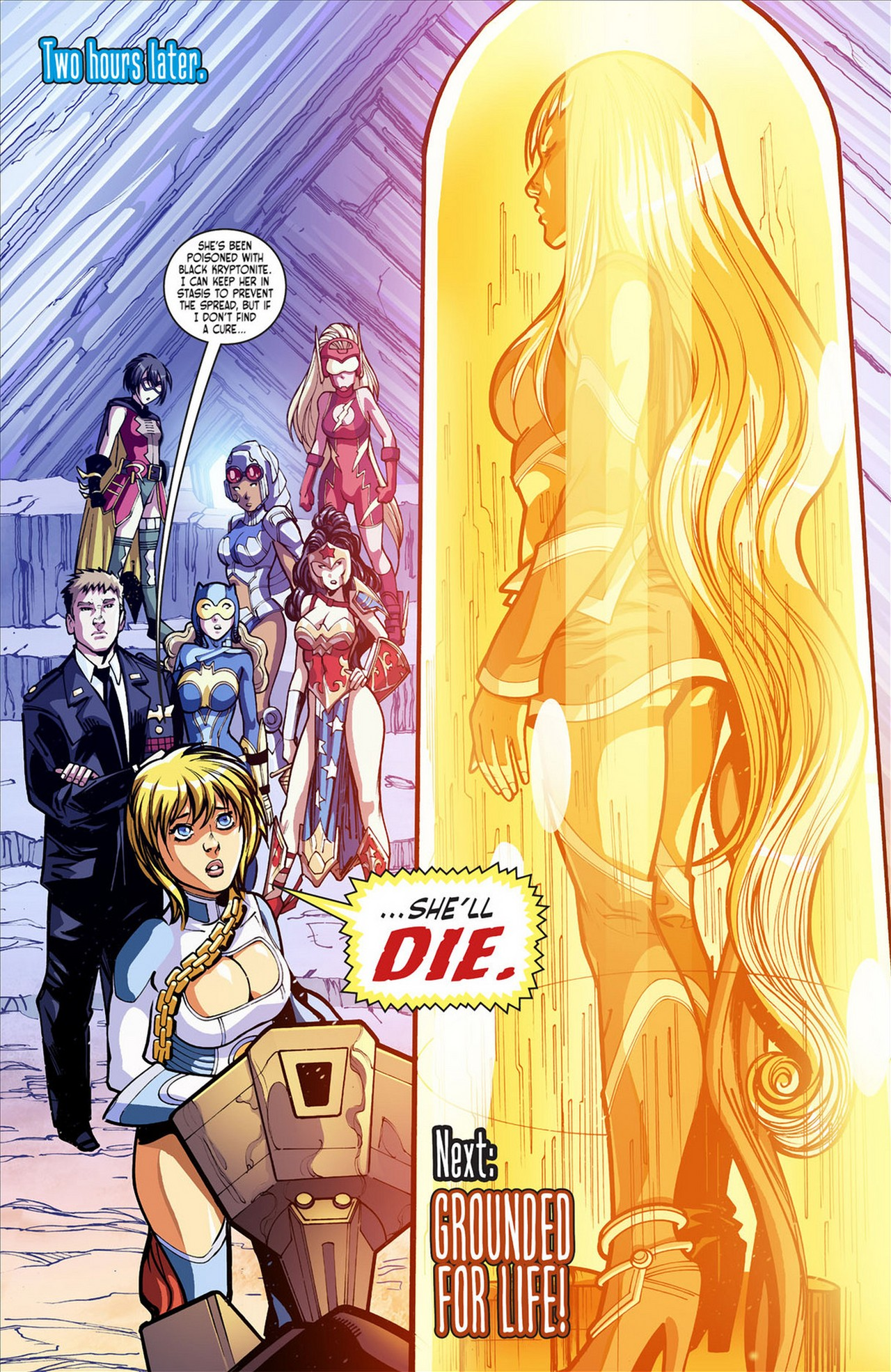 Read online Ame-Comi Girls comic -  Issue #5 - 20