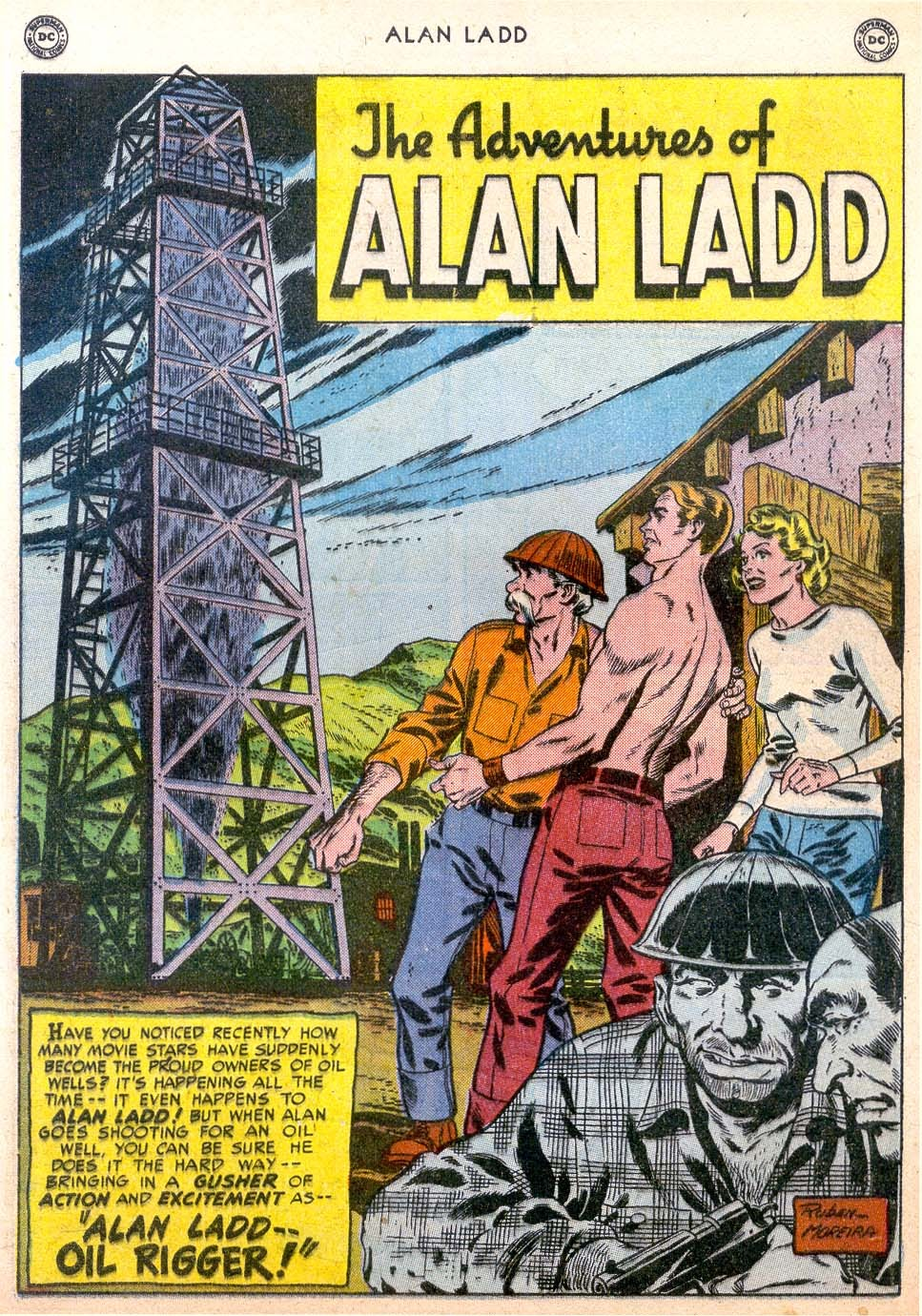 Adventures of Alan Ladd issue 4 - Page 40