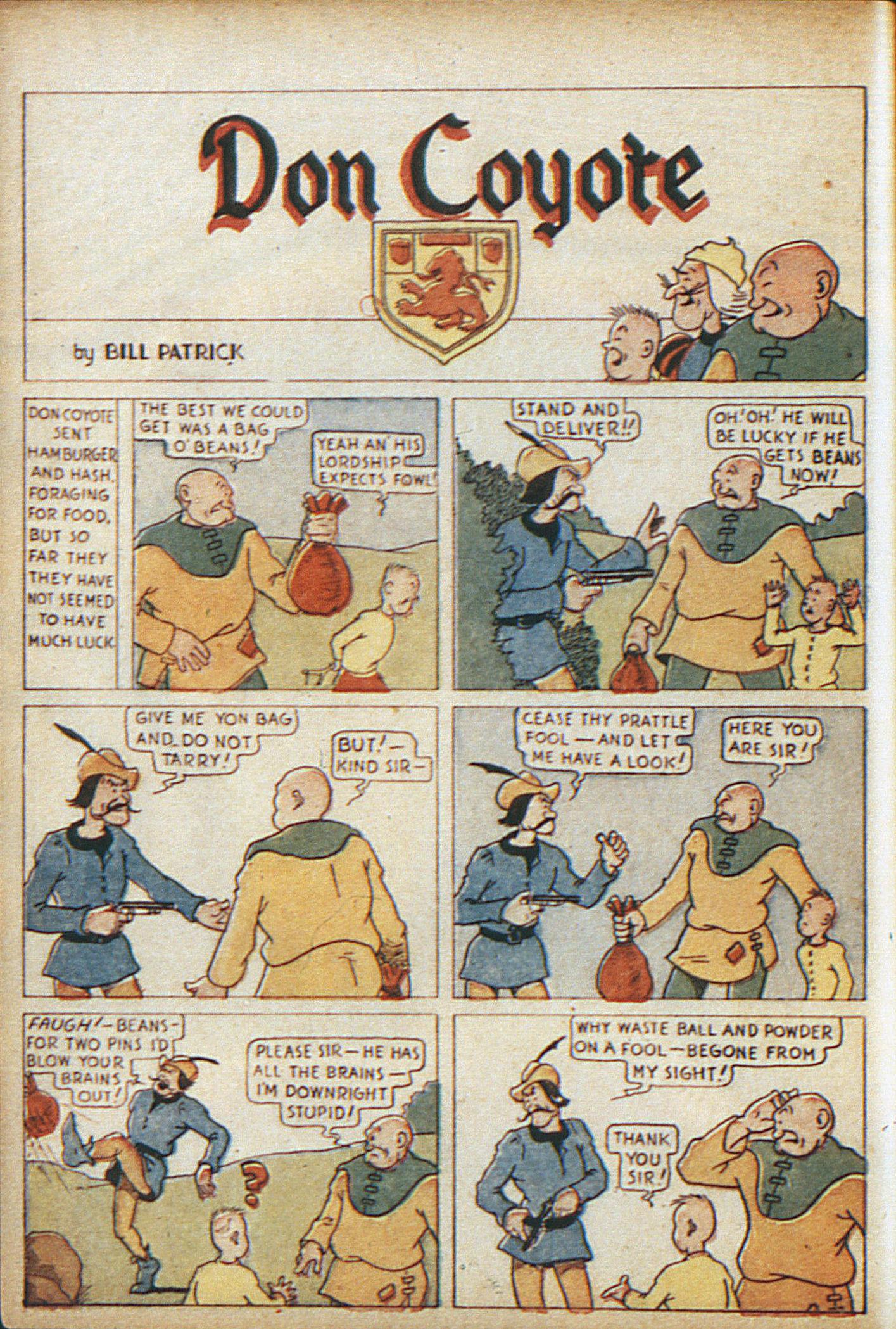 Read online Adventure Comics (1938) comic -  Issue #10 - 11