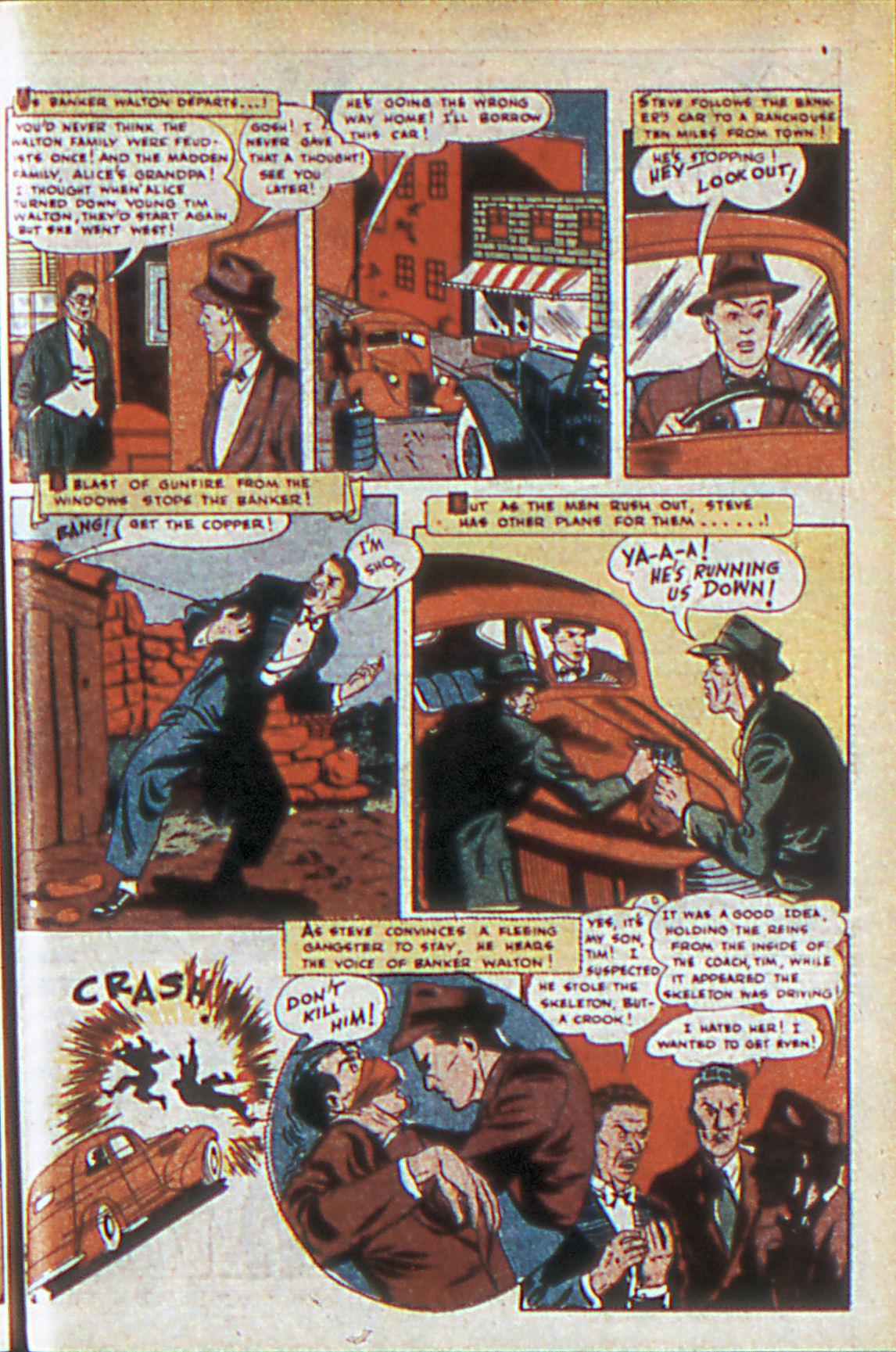 Read online Adventure Comics (1938) comic -  Issue #60 - 32