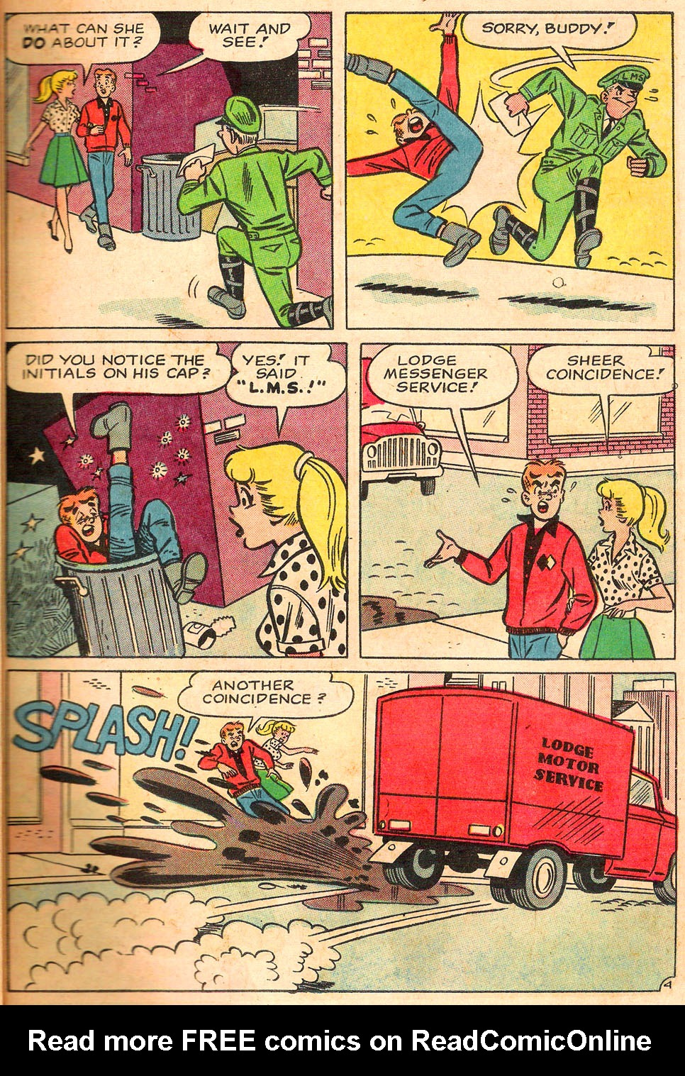 Read online Archie's Girls Betty and Veronica comic -  Issue #116 - 23