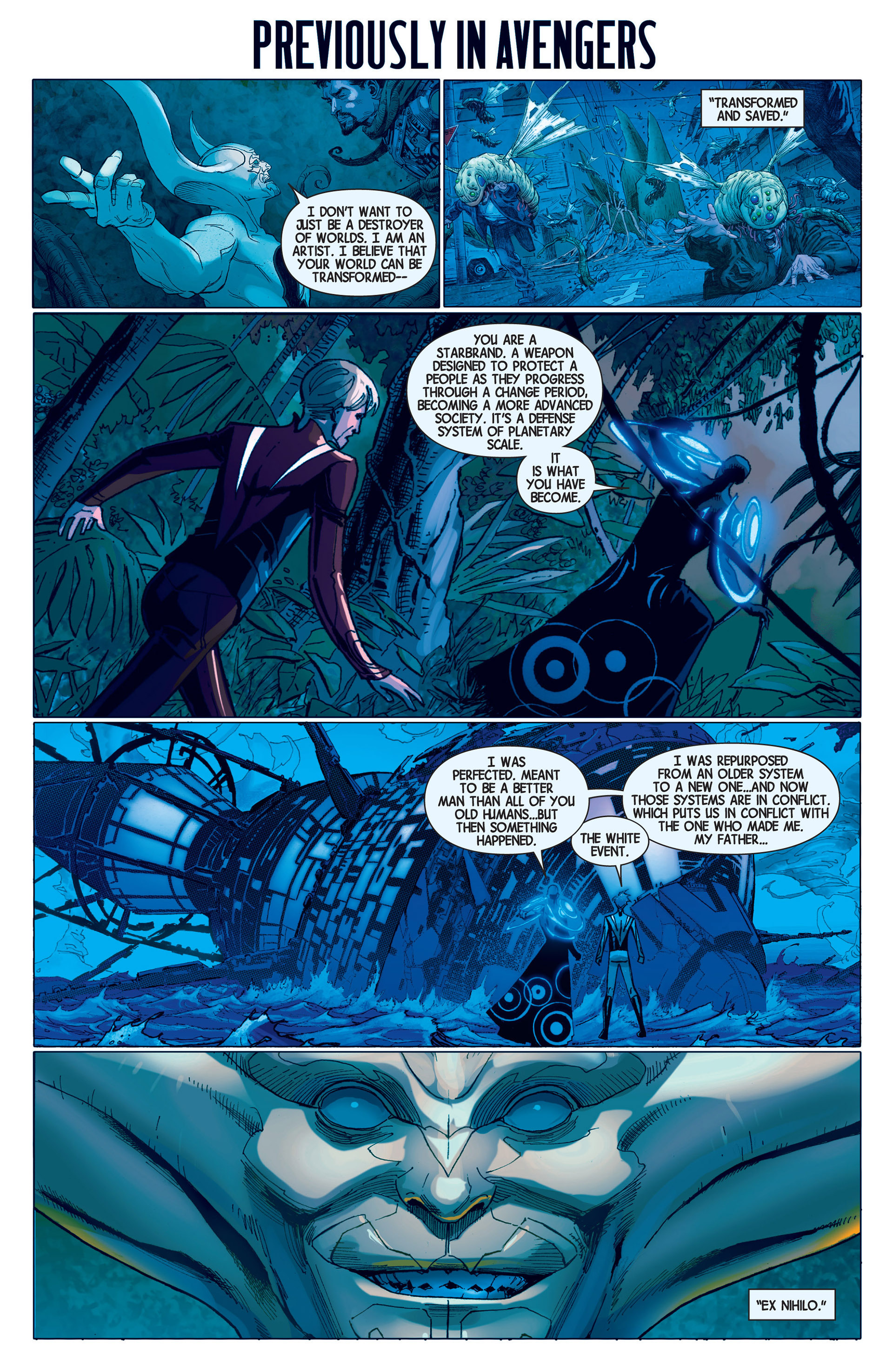 Read online Avengers (2013) comic -  Issue #9 - 2