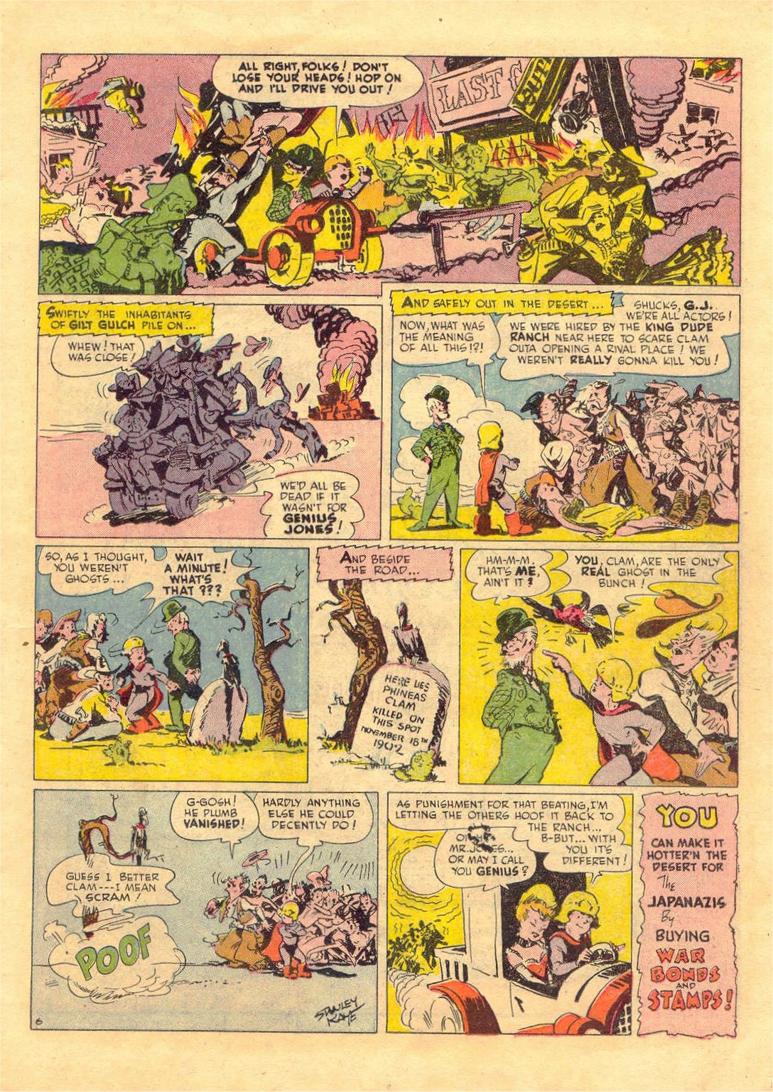 Read online Adventure Comics (1938) comic -  Issue #87 - 19