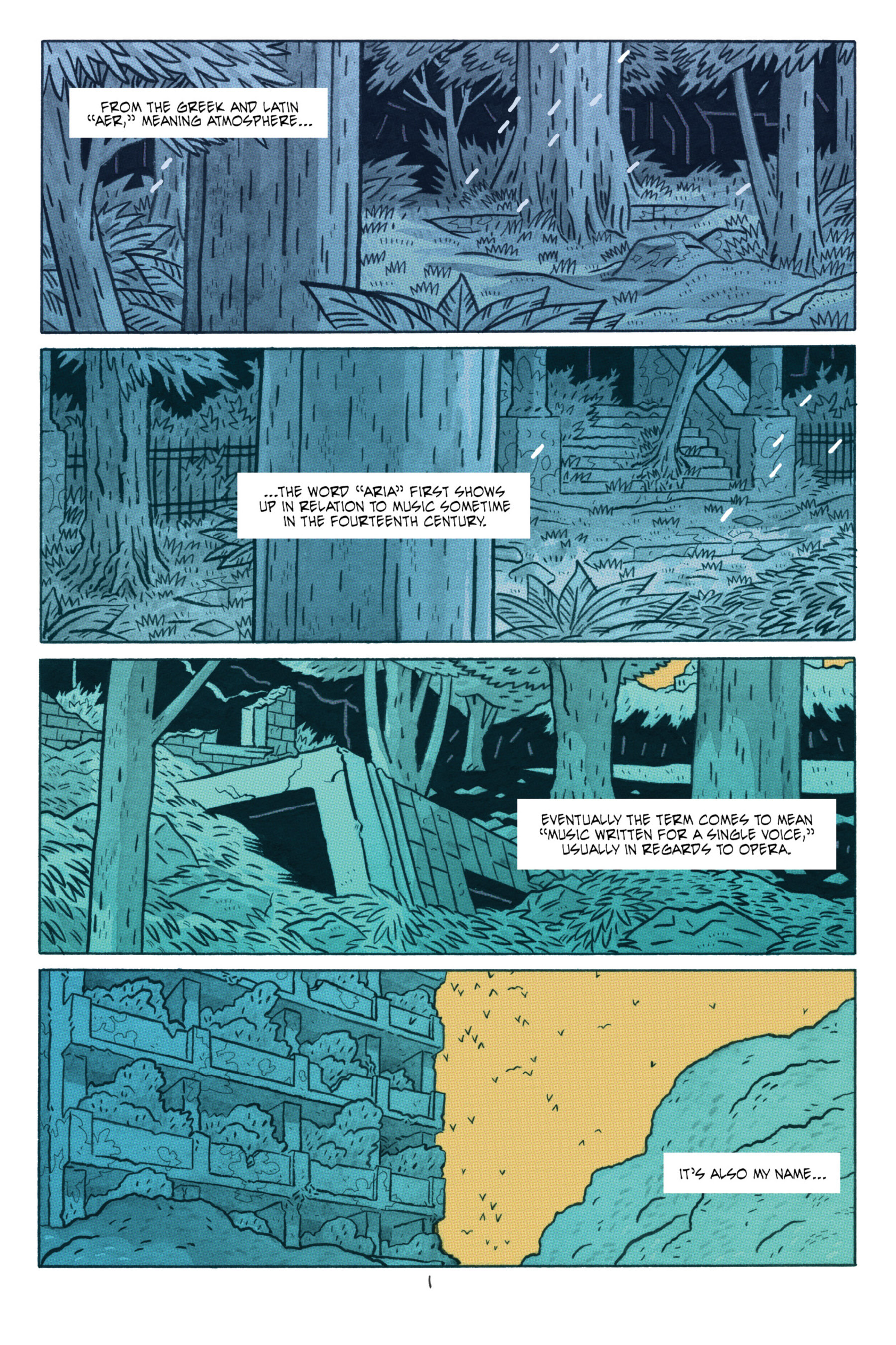 Read online ApocalyptiGirl: An Aria for the End Times comic -  Issue #ApocalyptiGirl: An Aria for the End Times Full - 9
