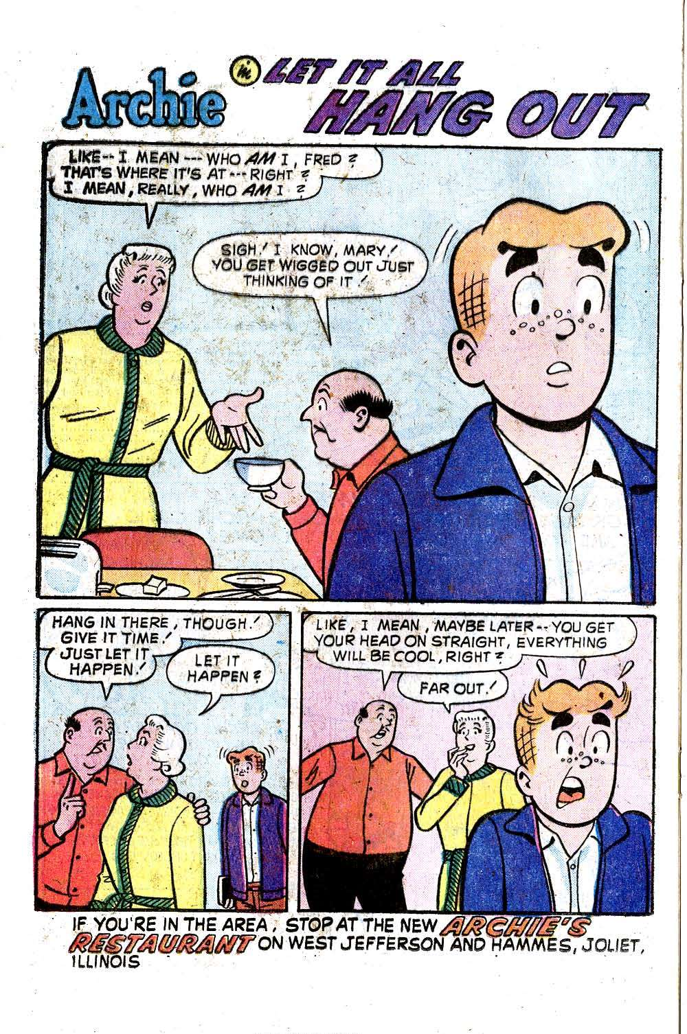 Read online Archie (1960) comic -  Issue #242 - 20
