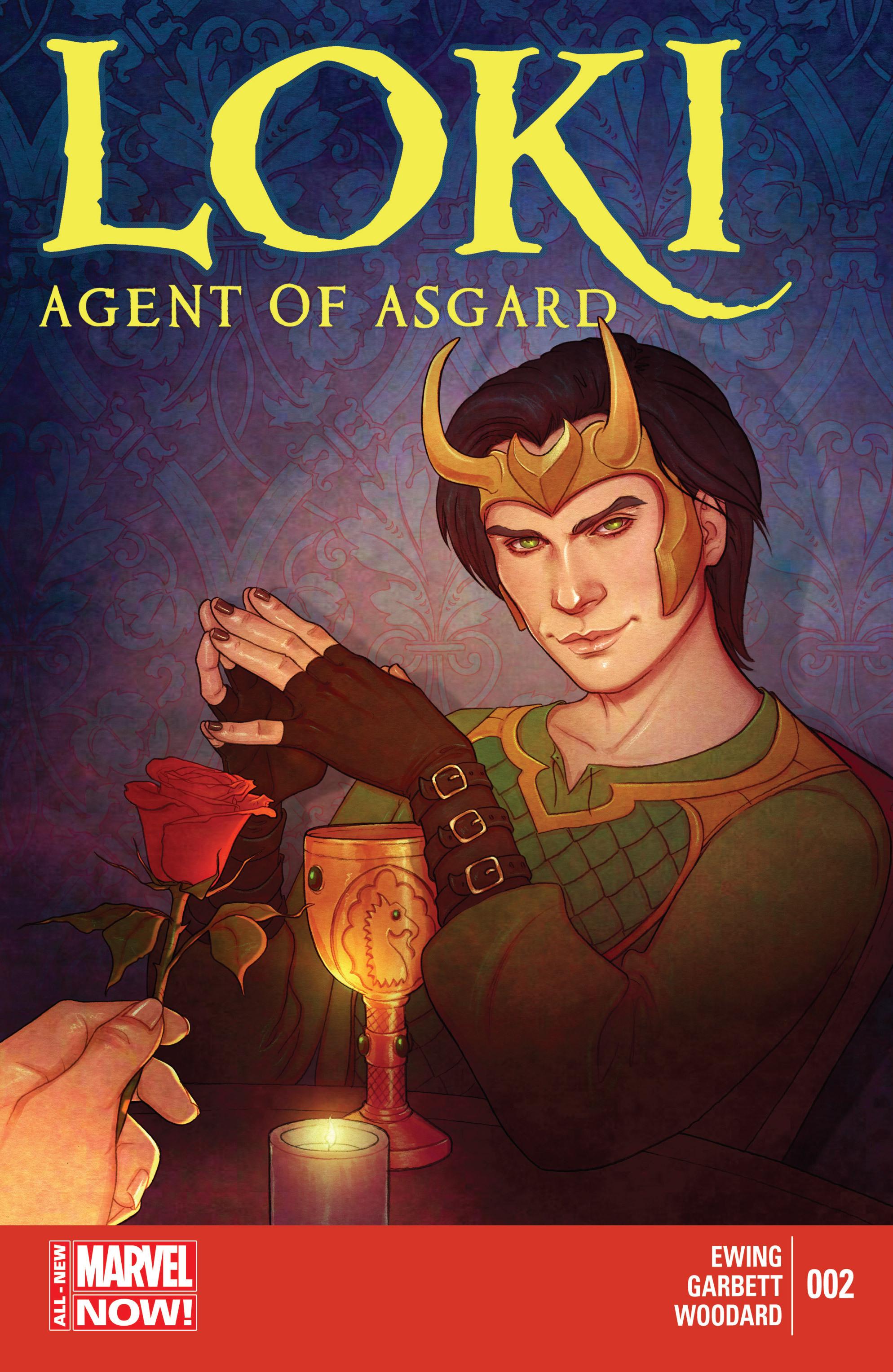 Loki: Agent of Asgard 2 Page 1
