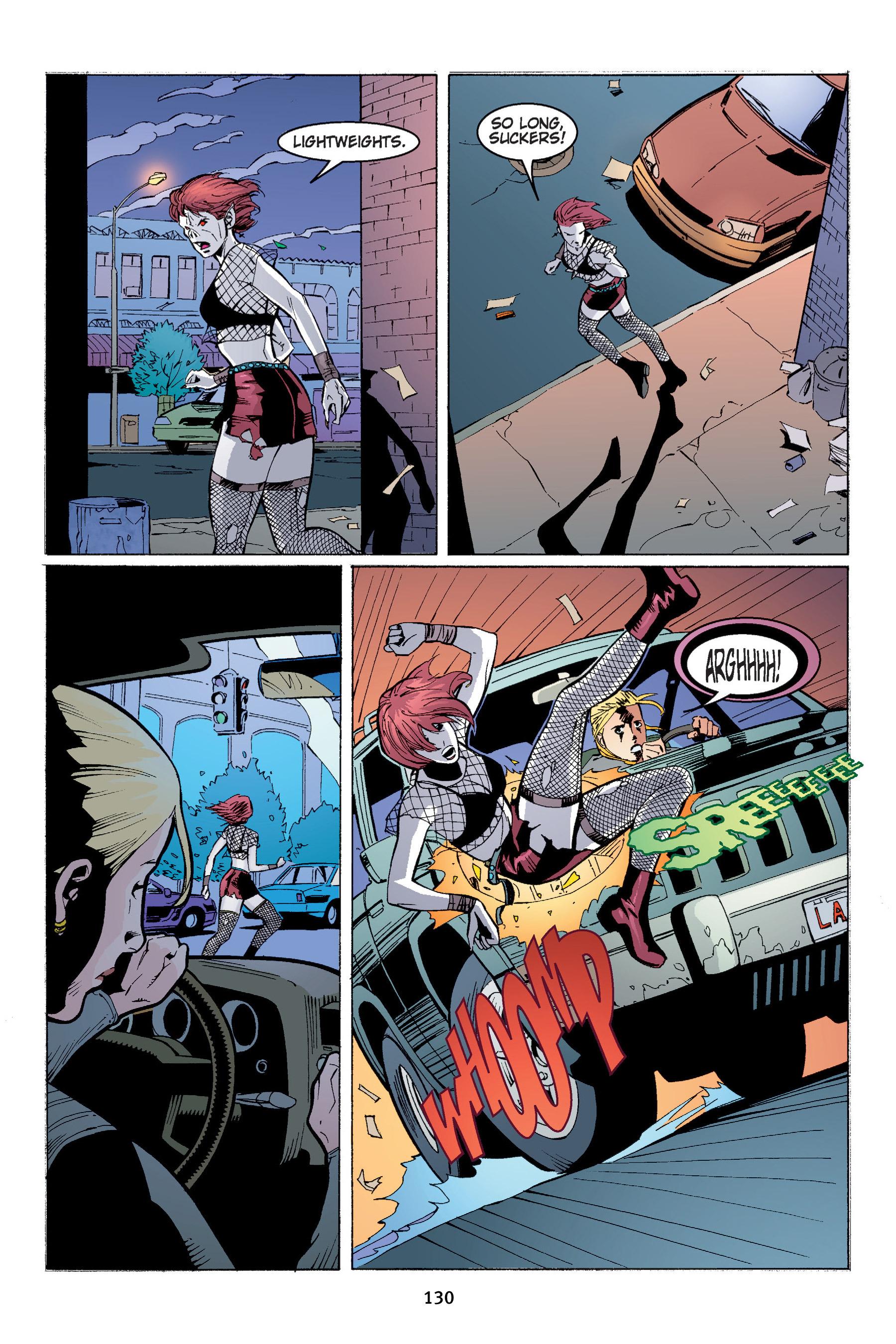 Read online Buffy the Vampire Slayer: Omnibus comic -  Issue # TPB 4 - 131
