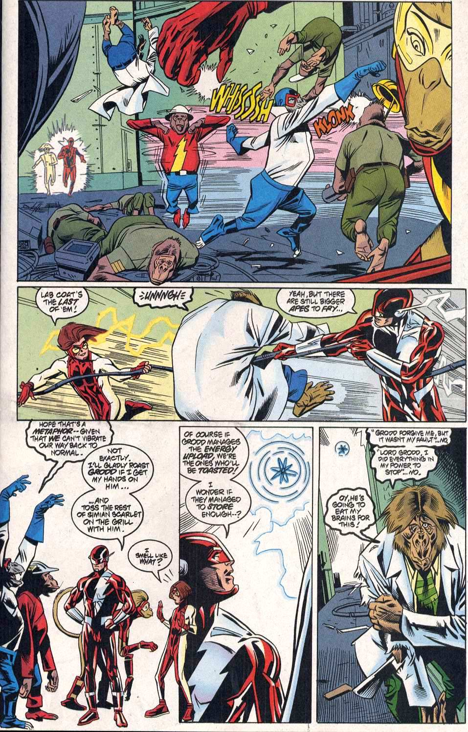 Read online The Flash (1987) comic -  Issue # _Annual 12 - 23