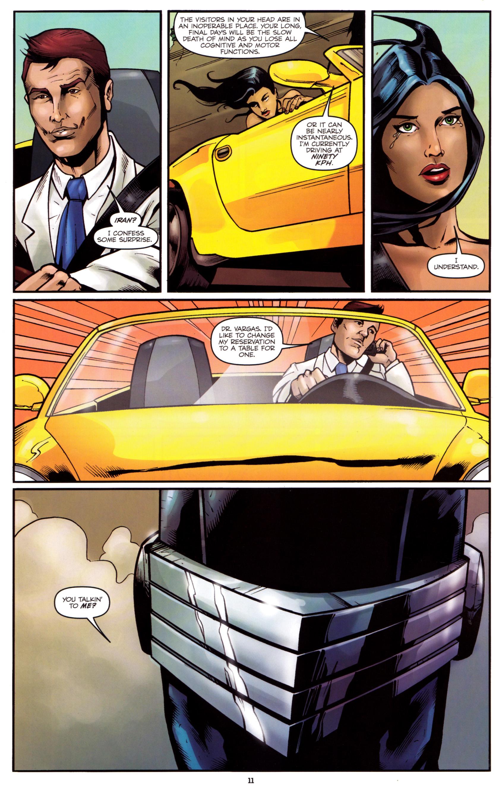 Read online G.I. Joe: Snake Eyes comic -  Issue #5 - 14