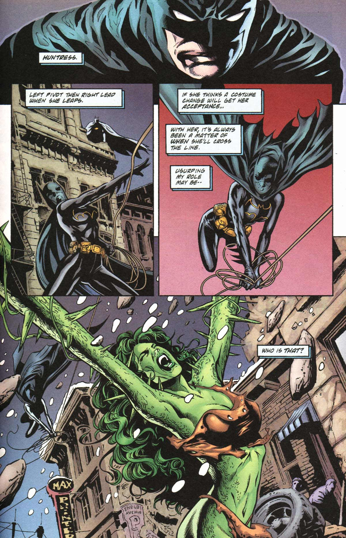 Read online Batman: No Man's Land comic -  Issue #0 - 35