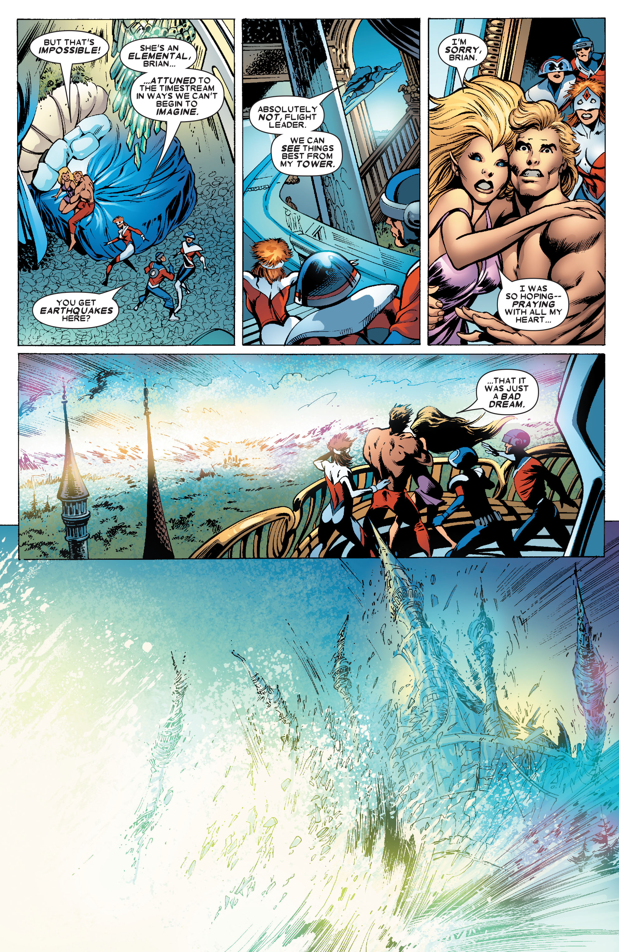 Read online Uncanny X-Men (1963) comic -  Issue #462 - 6