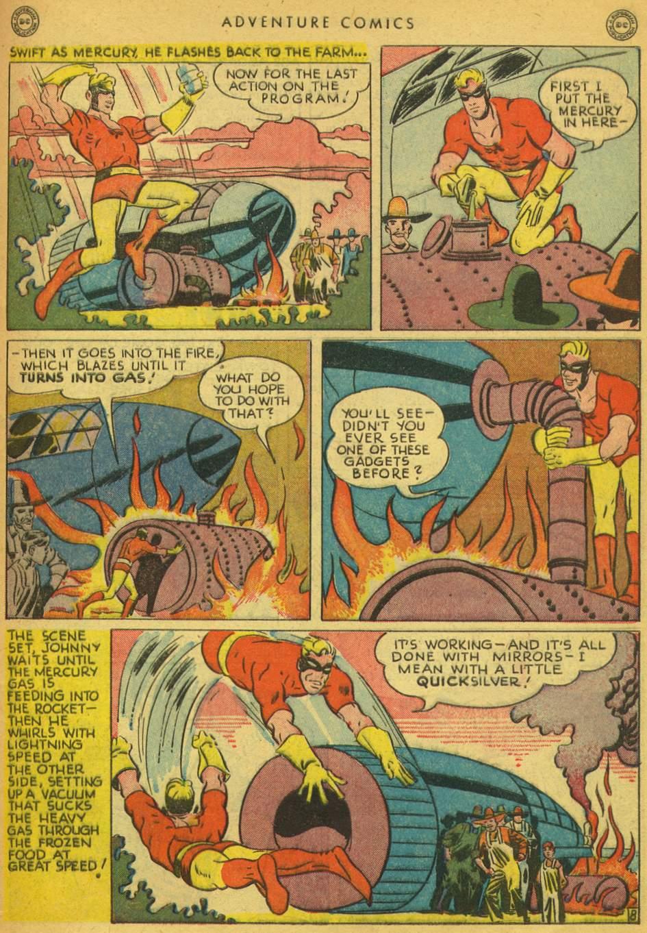 Read online Adventure Comics (1938) comic -  Issue #128 - 45