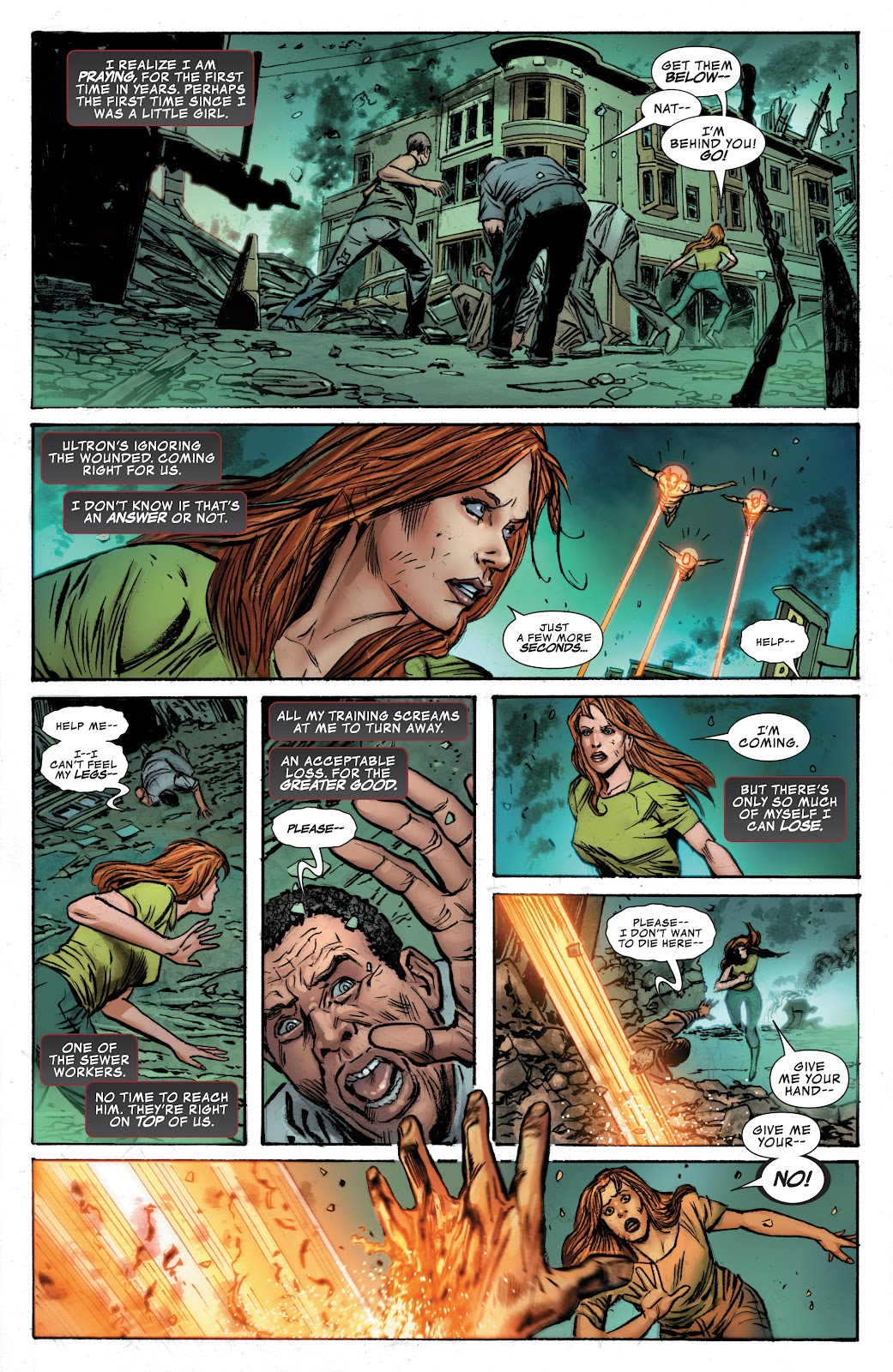 Read online Age of Ultron Companion comic -  Issue # TPB (Part 1) - 15