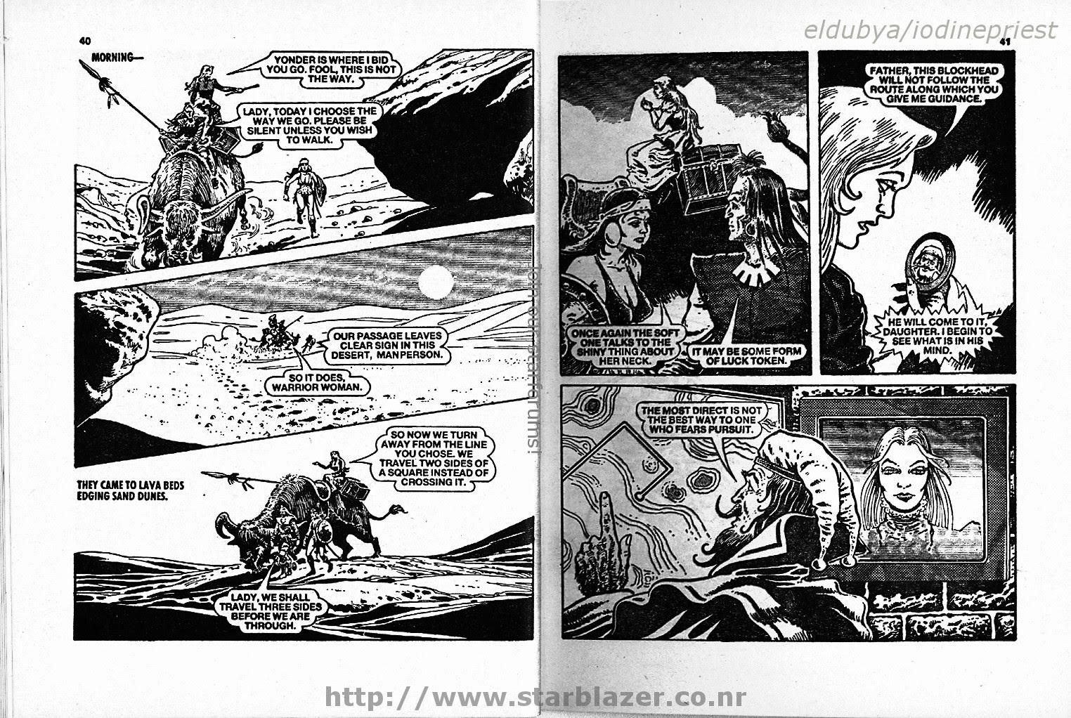 Starblazer issue 267 - Page 22