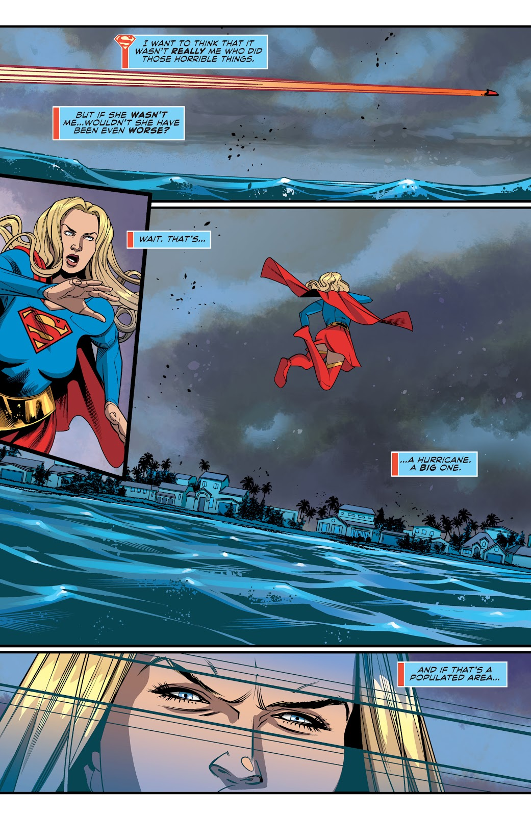 Read online Supergirl (2016) comic -  Issue #41 - 5