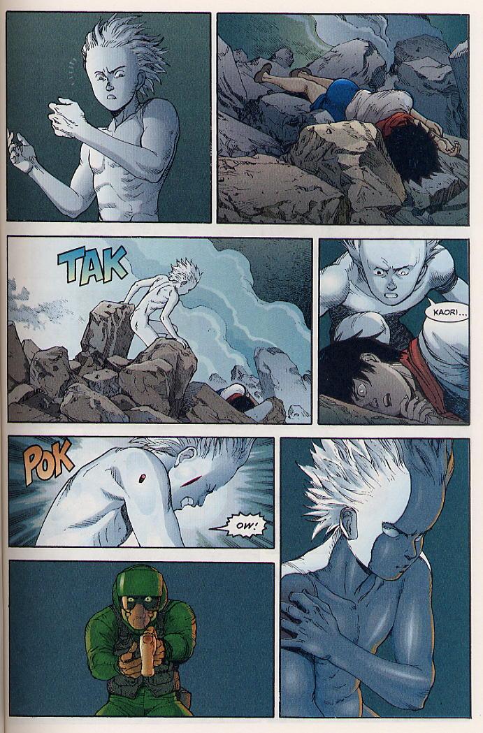 Read online Akira comic -  Issue #32 - 24