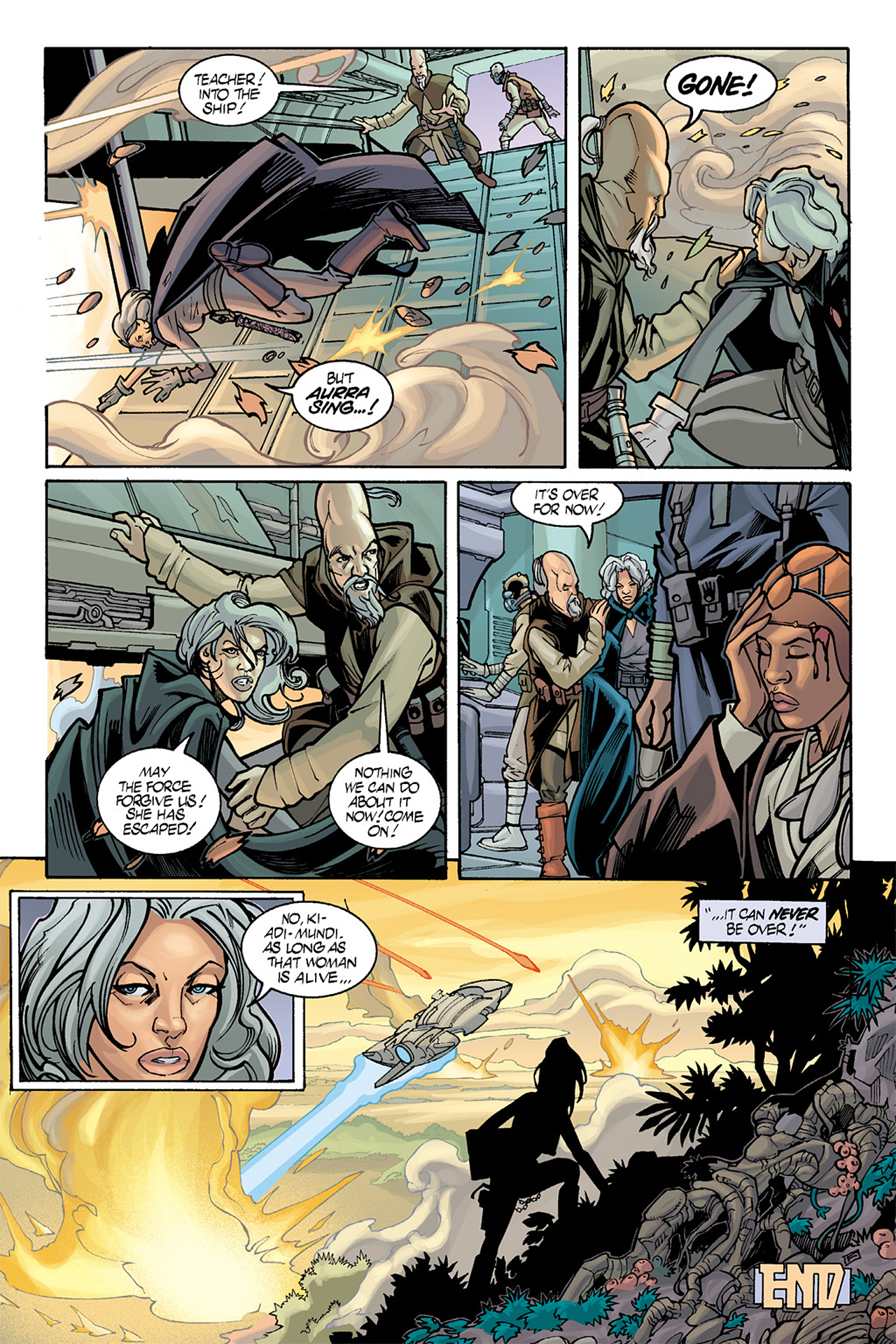Read online Star Wars Omnibus comic -  Issue # Vol. 10 - 123