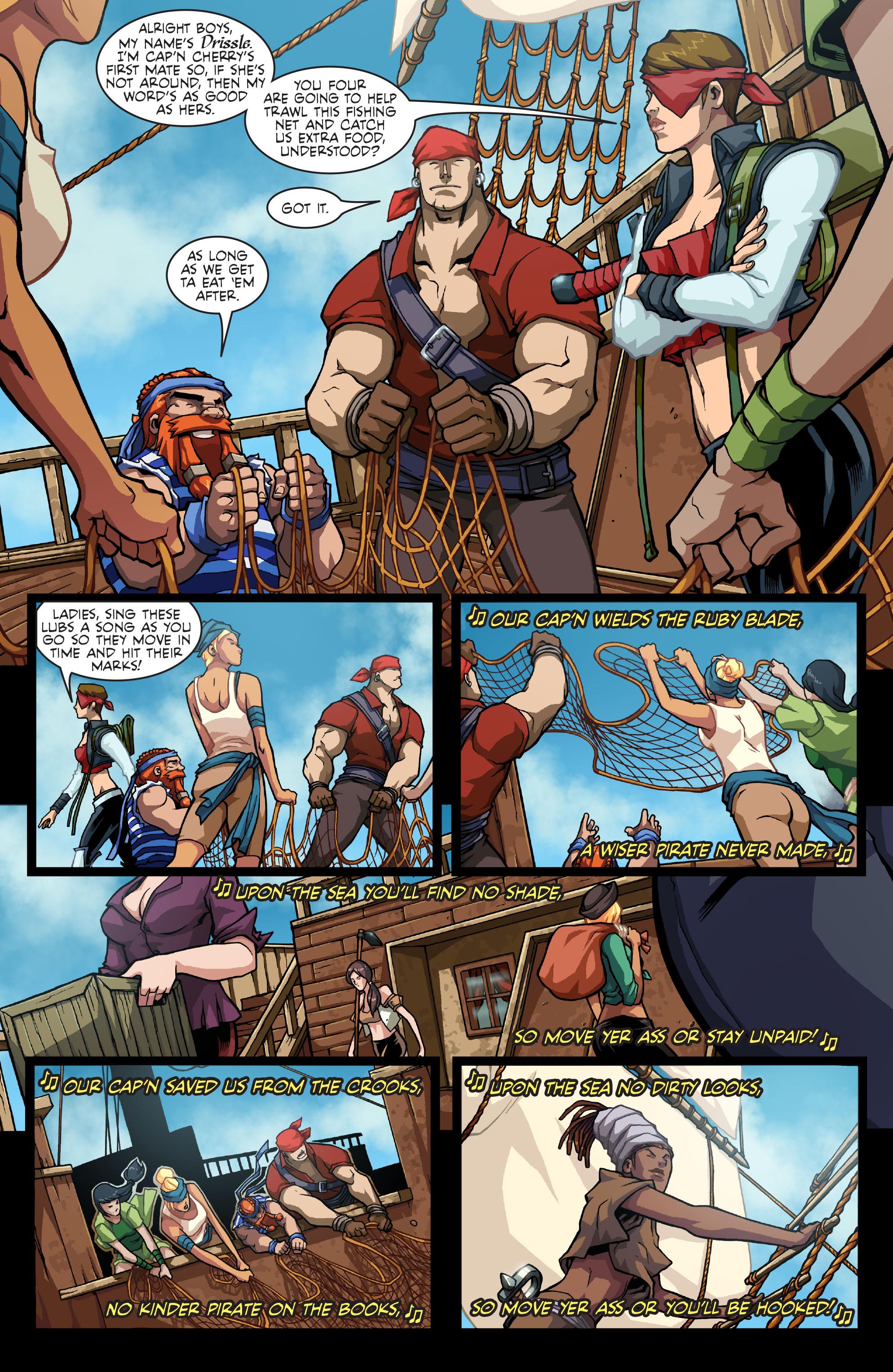 Read online Skullkickers comic -  Issue #13 - 19