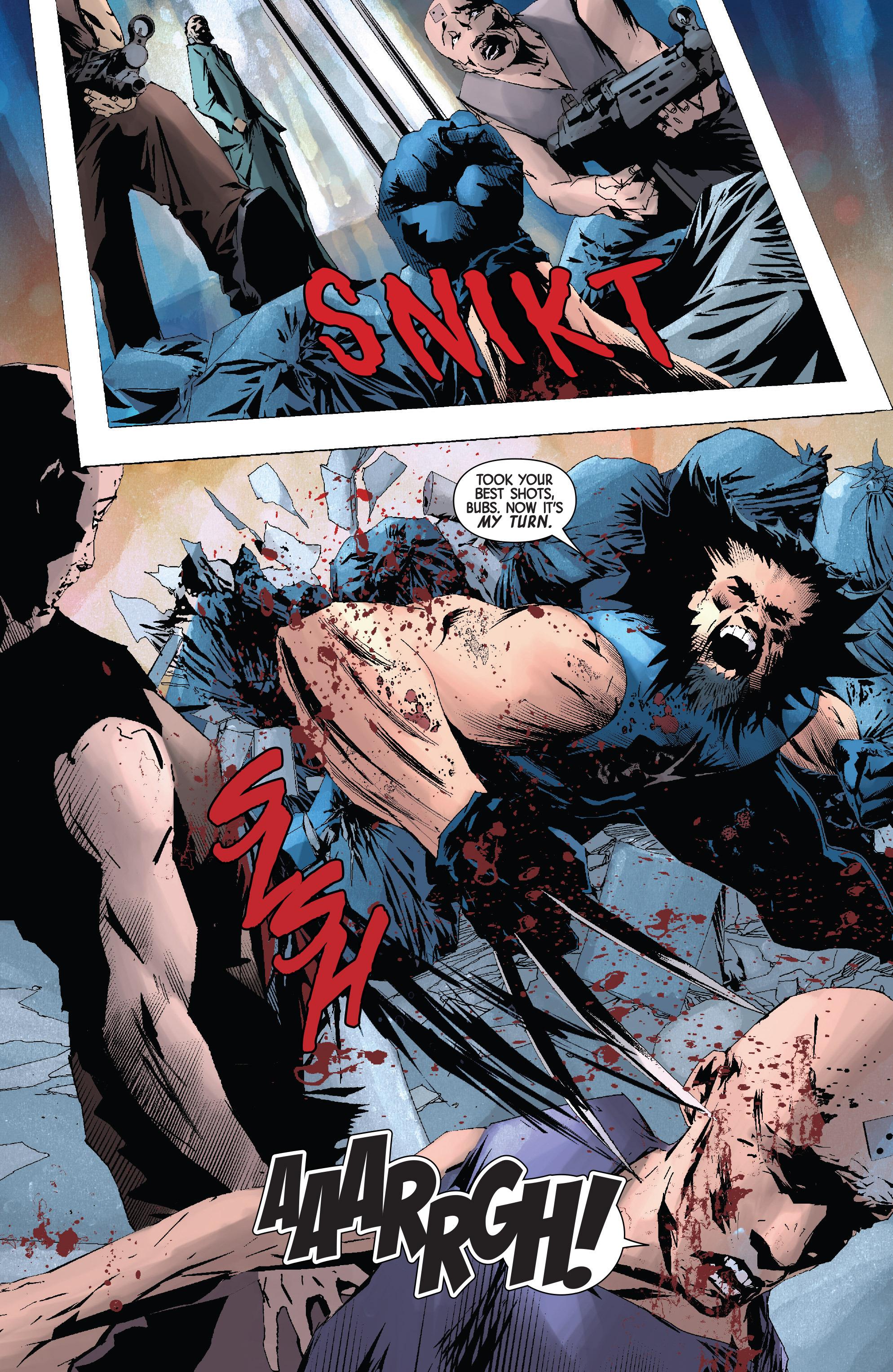 Read online Old Man Logan (2016) comic -  Issue #23 - 9