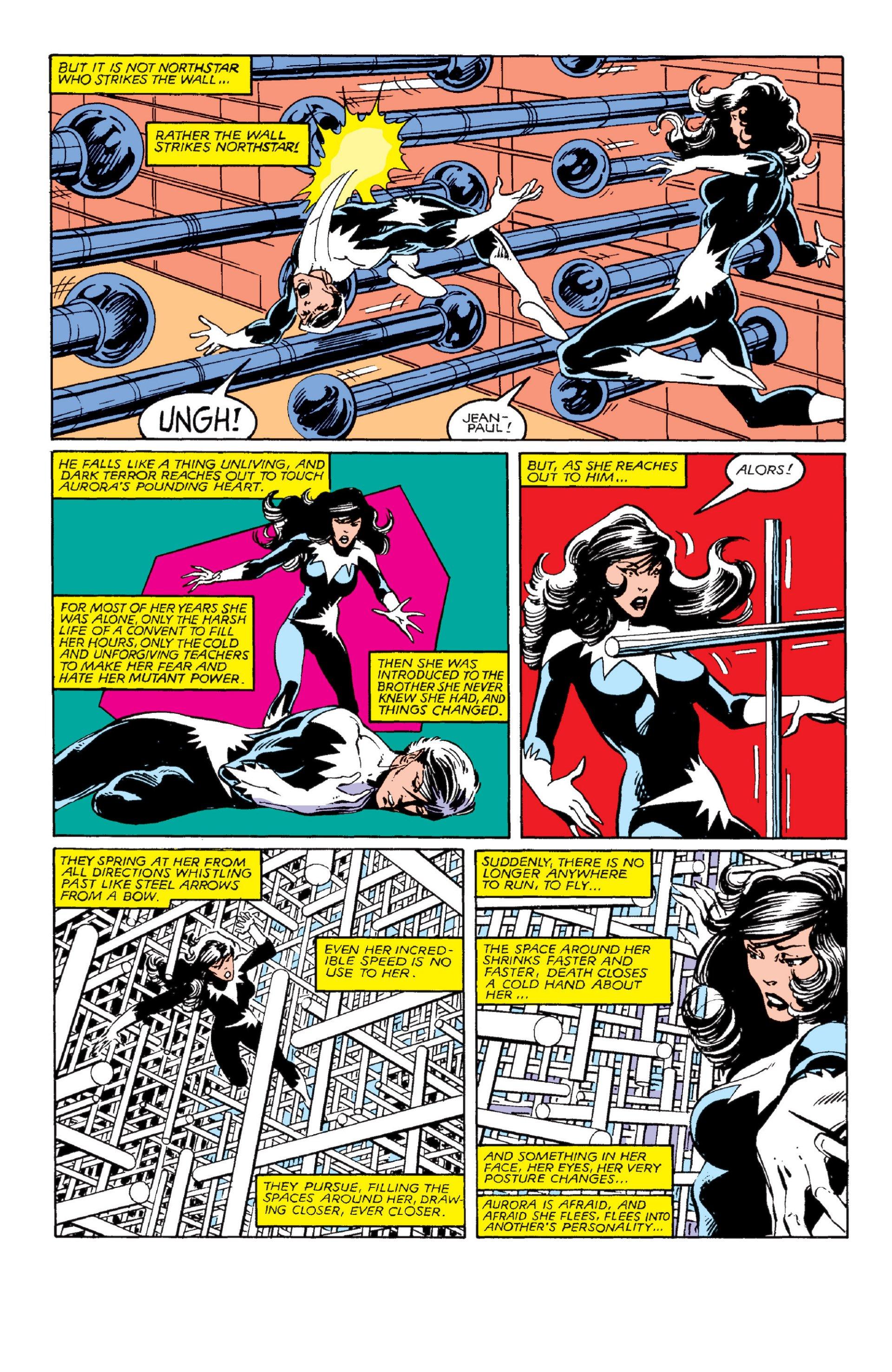 Read online Alpha Flight (1983) comic -  Issue #3 - 9