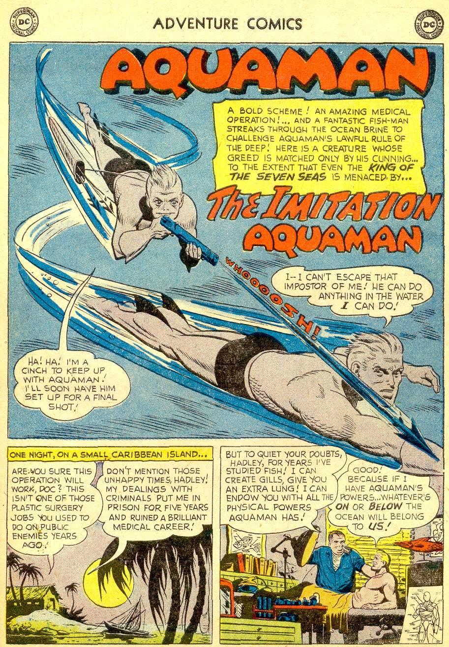 Read online Adventure Comics (1938) comic -  Issue #257 - 27