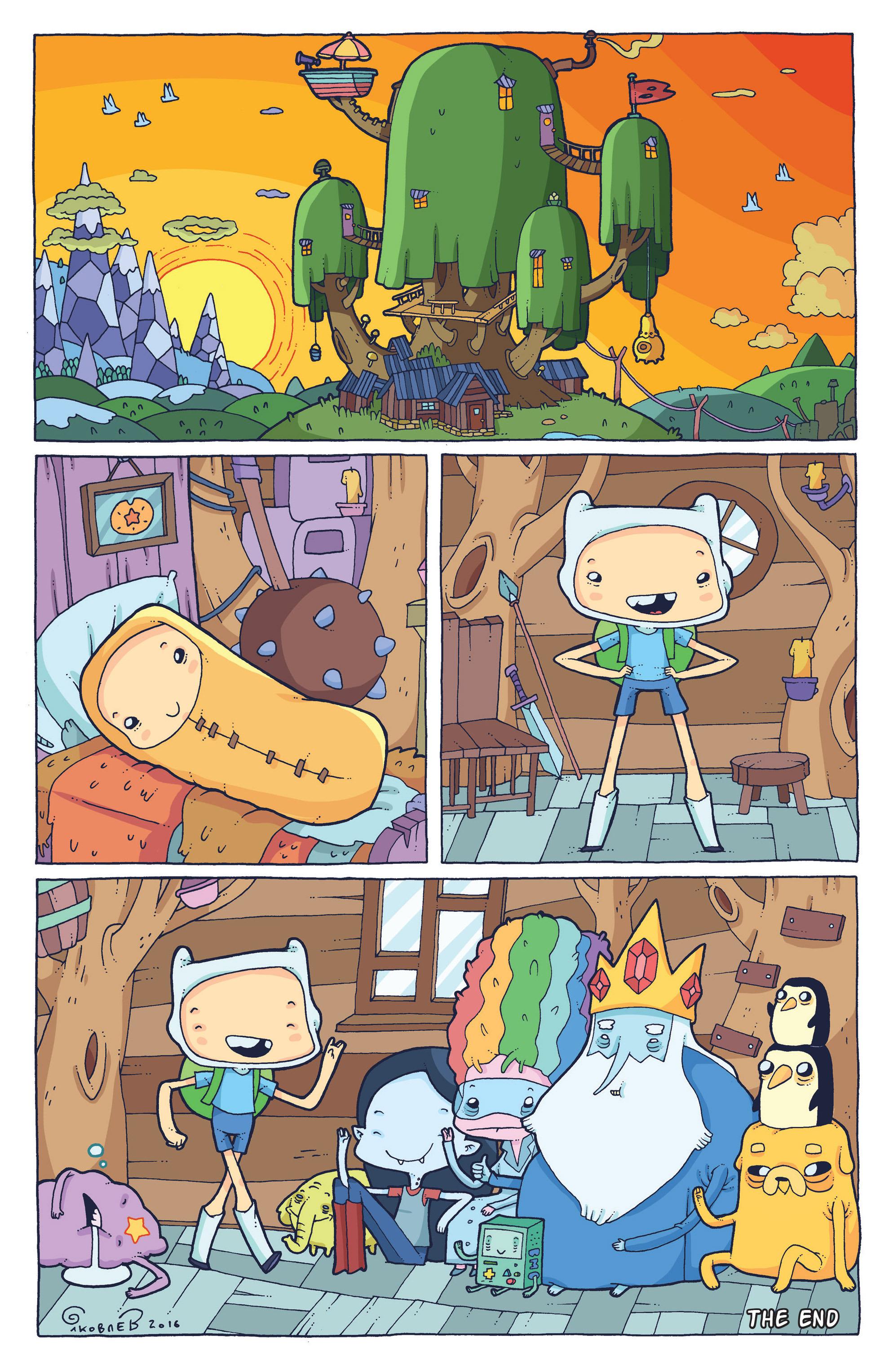 Read online Adventure Time Comics comic -  Issue #2 - 24