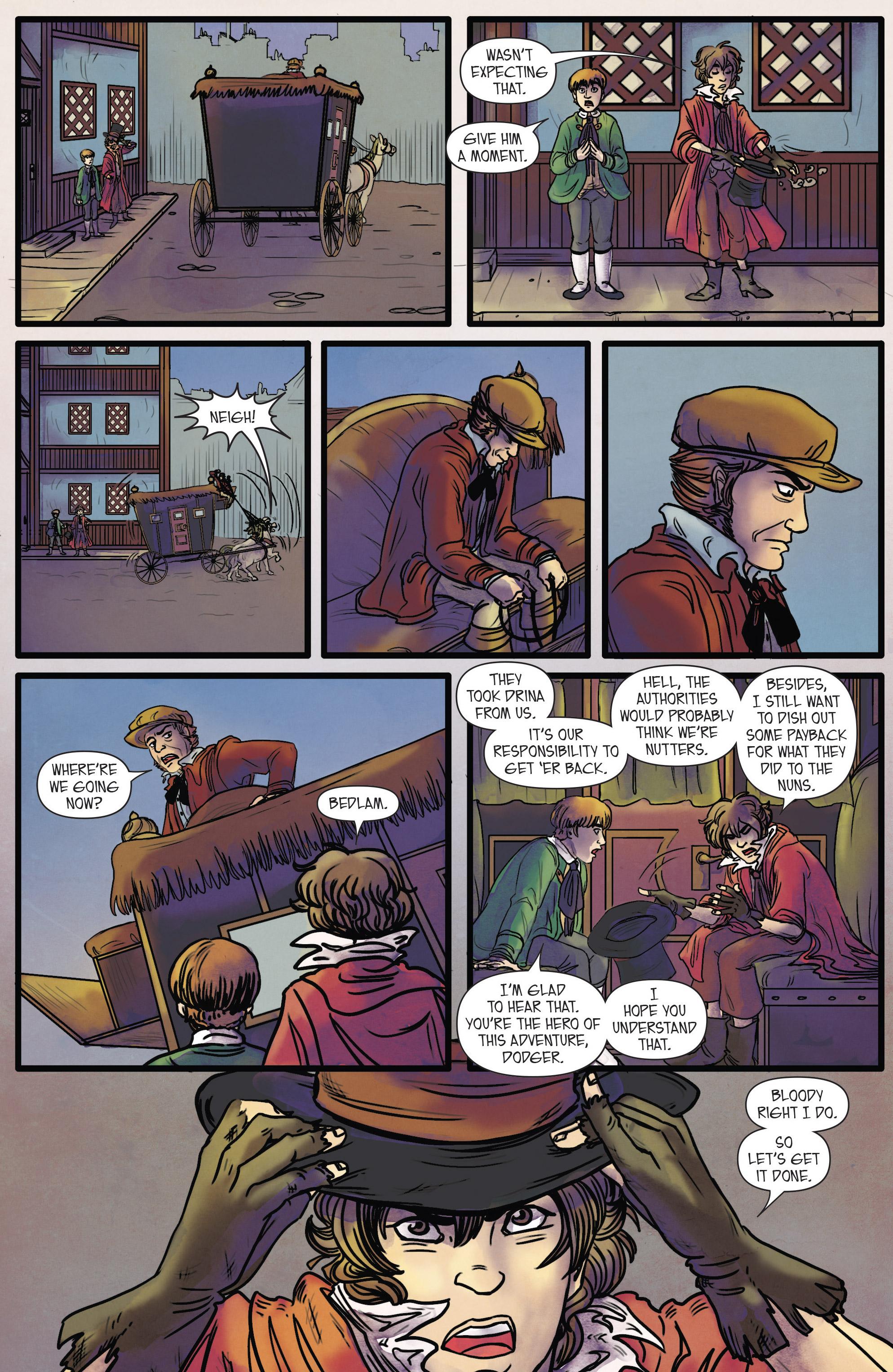 Read online Artful comic -  Issue #3 - 25