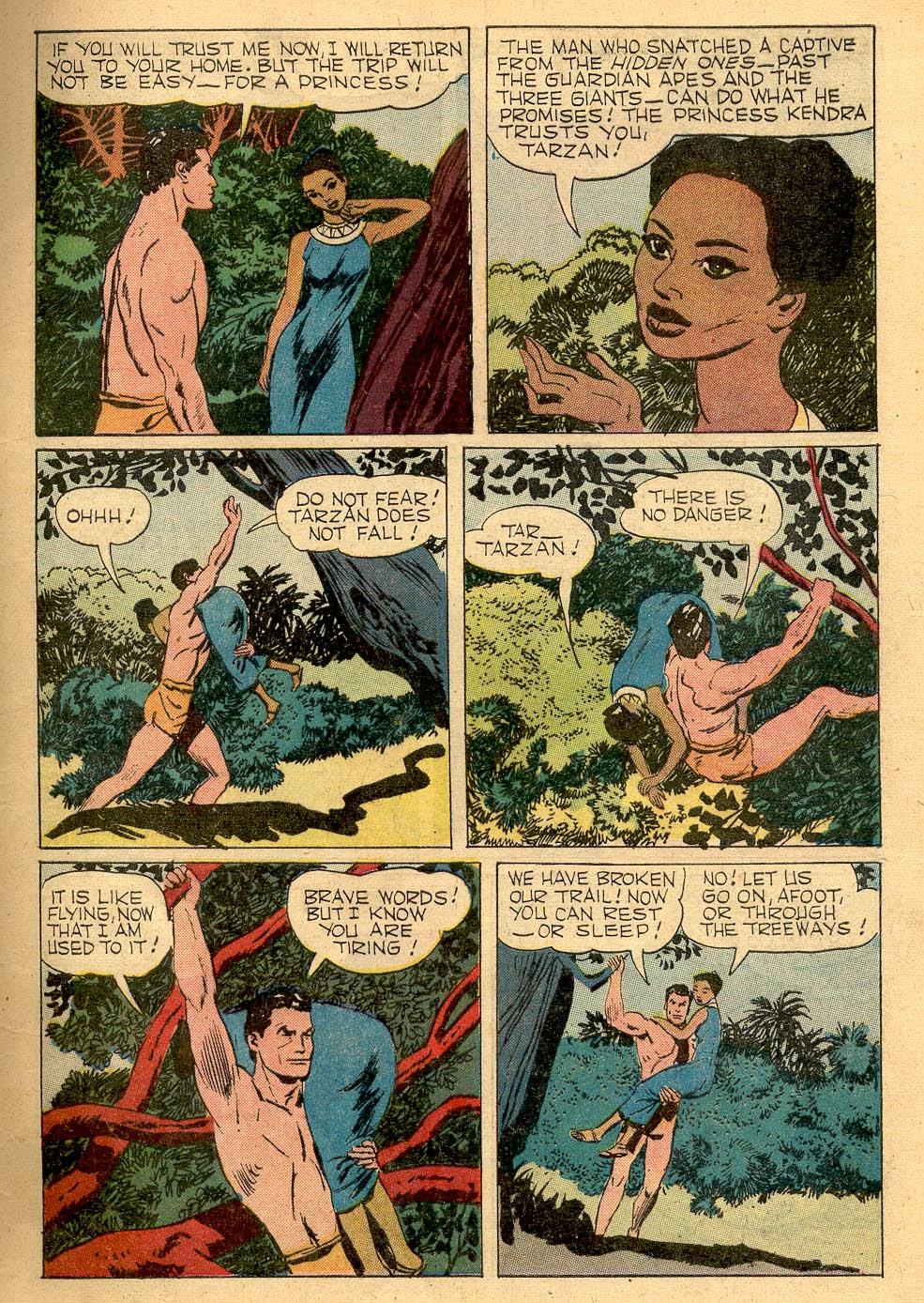 Tarzan (1948) issue 119 - Page 5