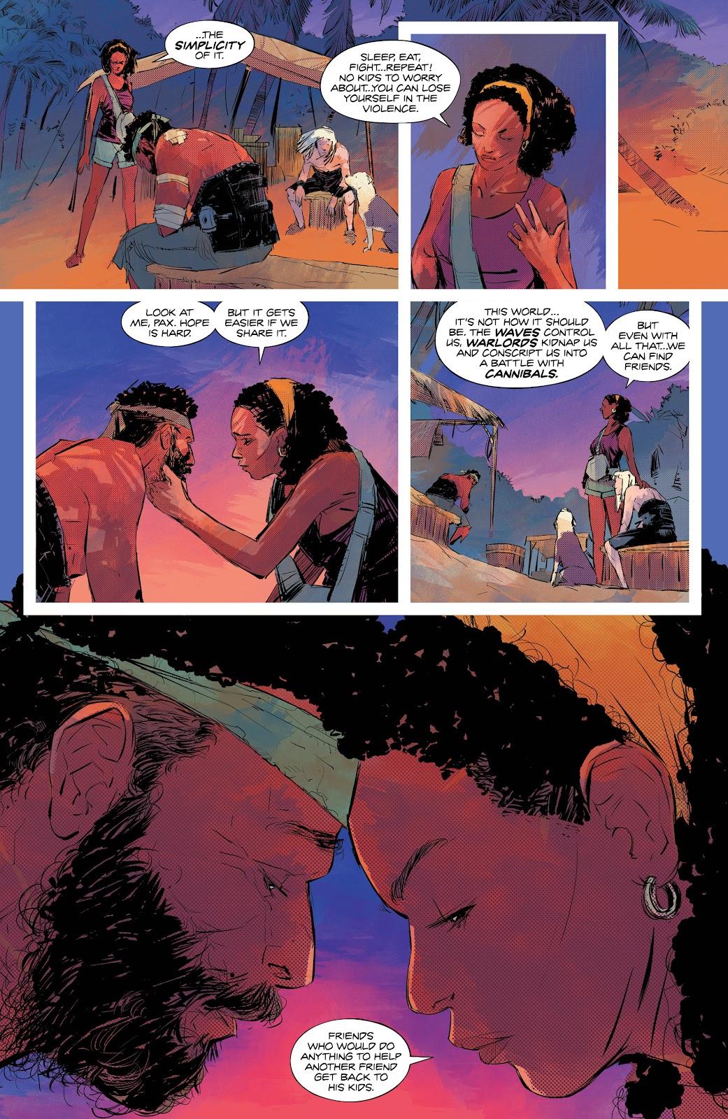 Read online Resonant comic -  Issue #5 - 20