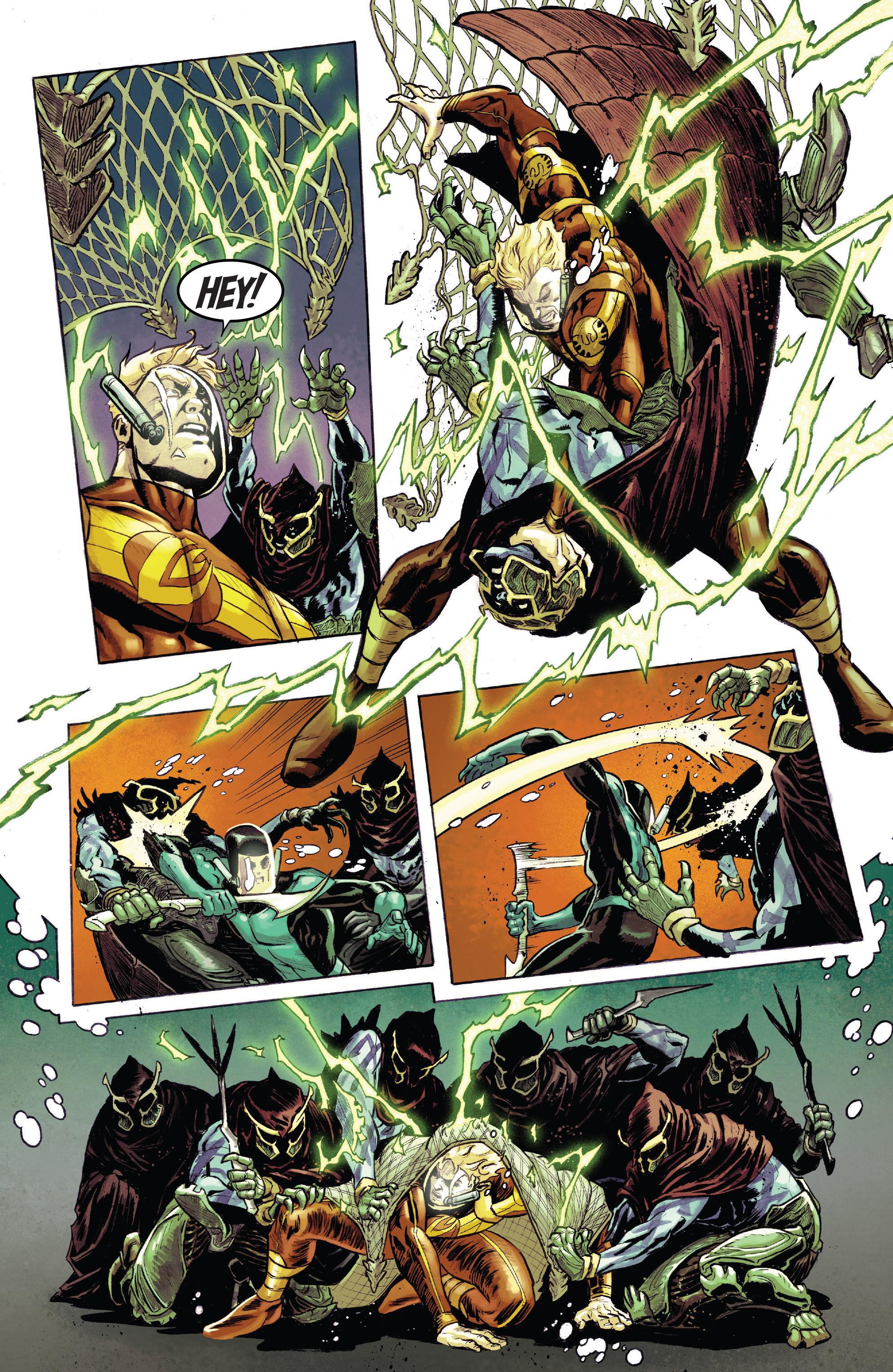 Read online Secret Empire: Brave New World comic -  Issue #1 - 9