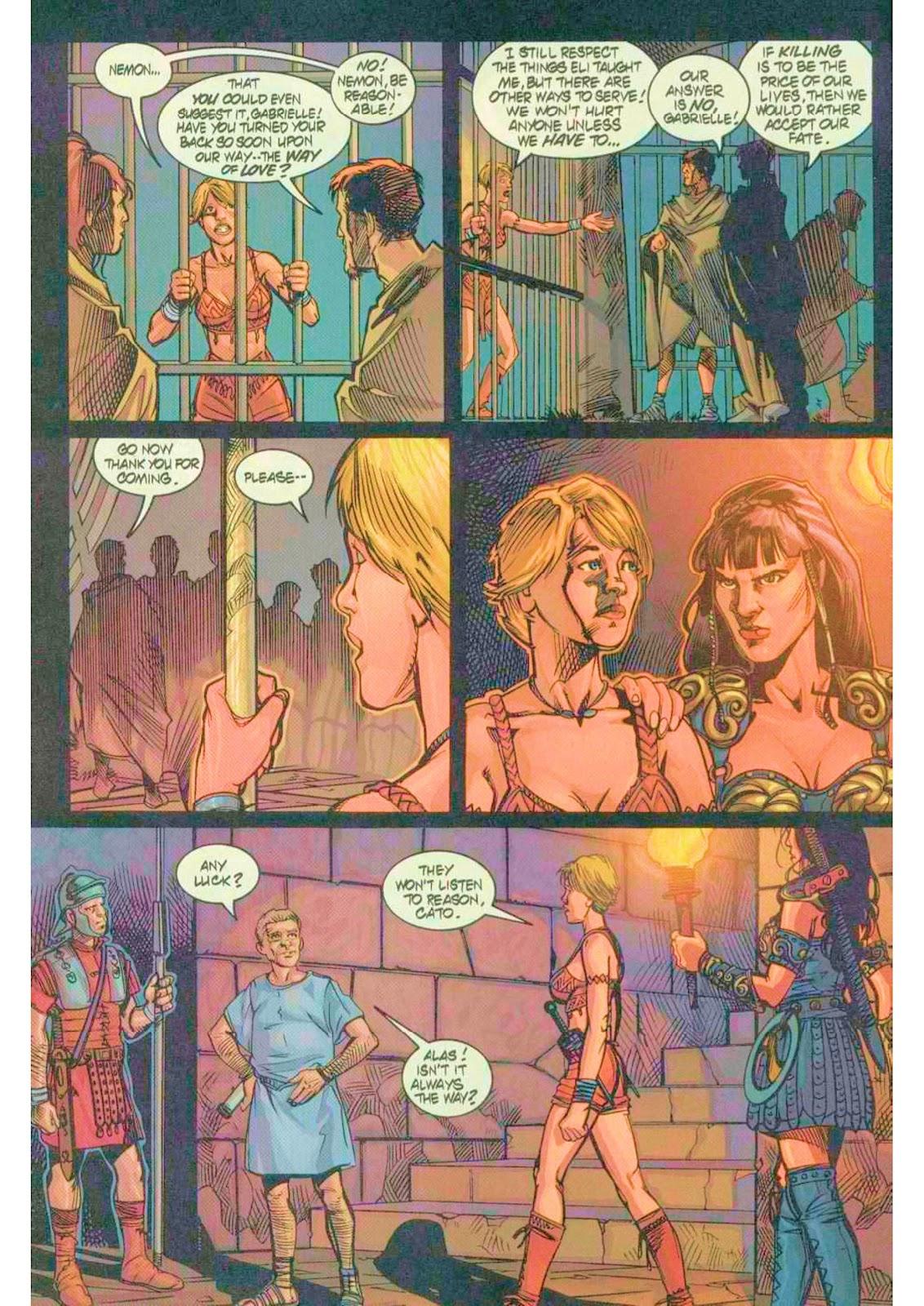 Xena: Warrior Princess (1999) Issue #7 #7 - English 9