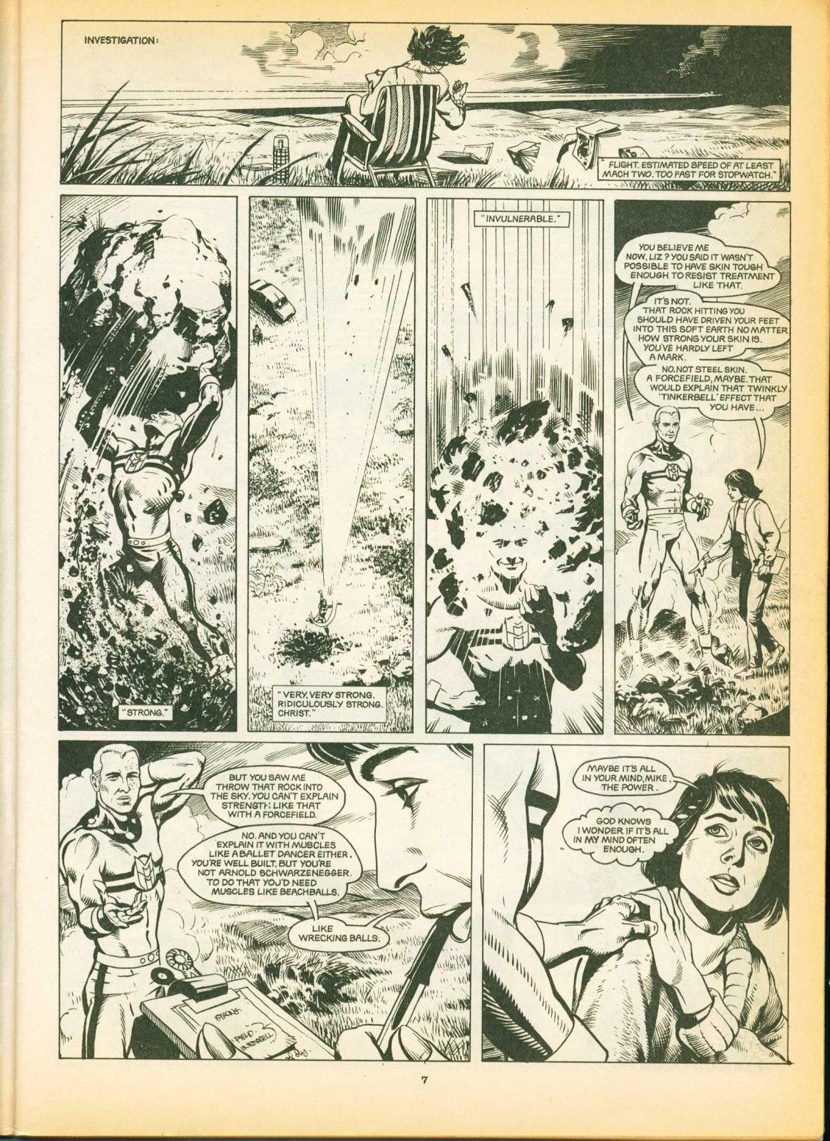 Warrior Issue #7 #8 - English 7