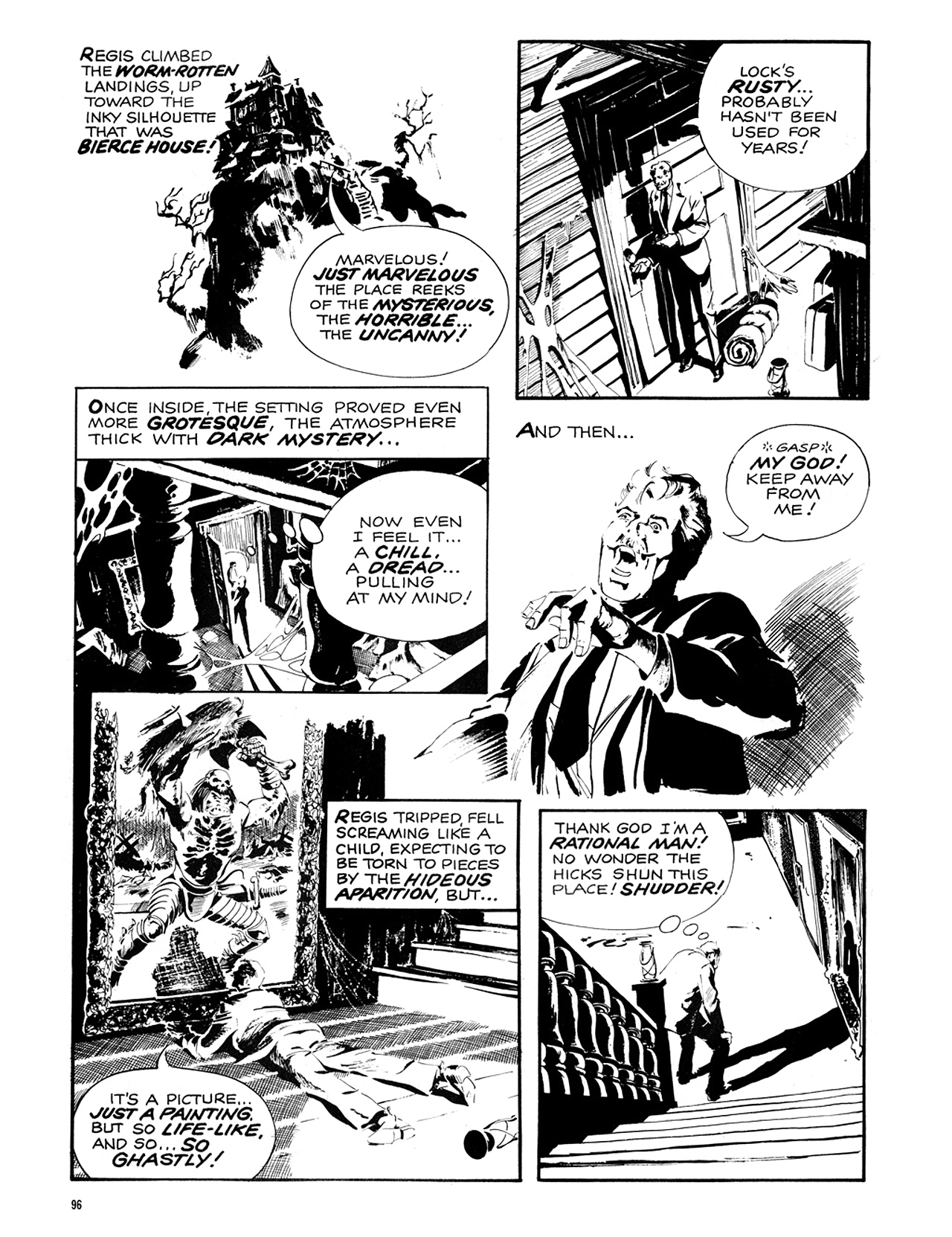 Read online Eerie Archives comic -  Issue # TPB 6 - 97